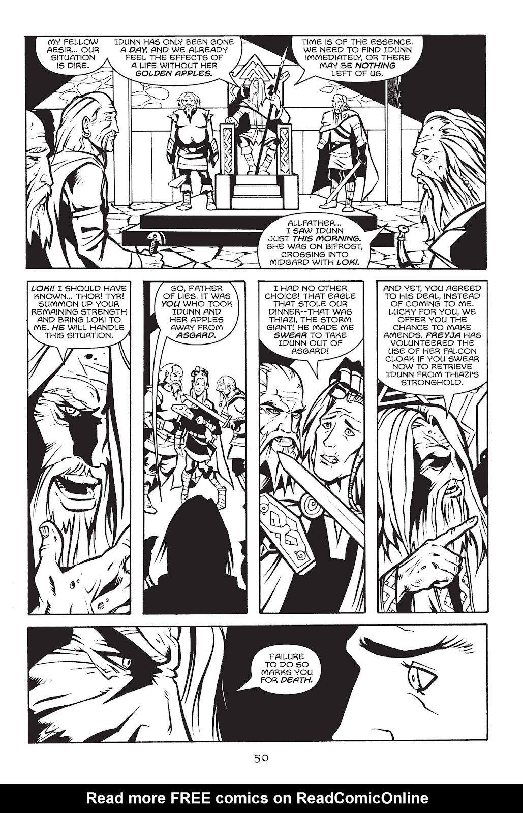 Read online Gods of Asgard comic -  Issue # TPB (Part 1) - 51
