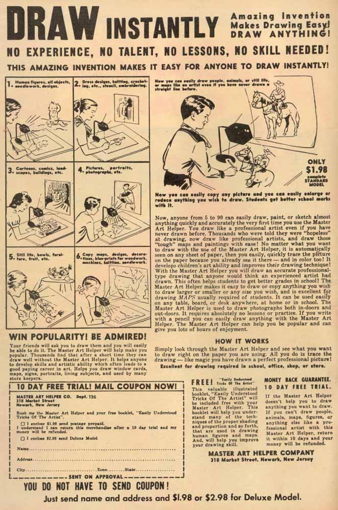 Read online Adventure Comics (1938) comic -  Issue #185 - 2