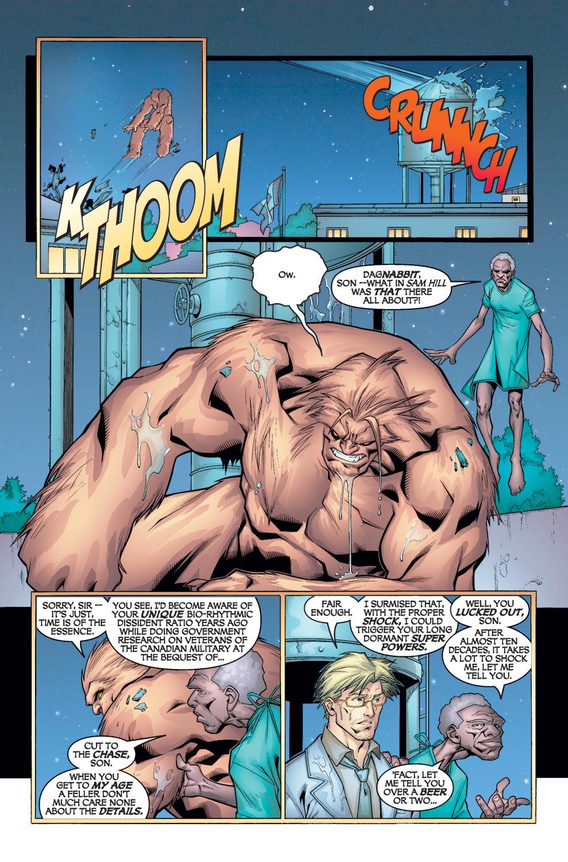 Read online Alpha Flight (2004) comic -  Issue #1 - 15