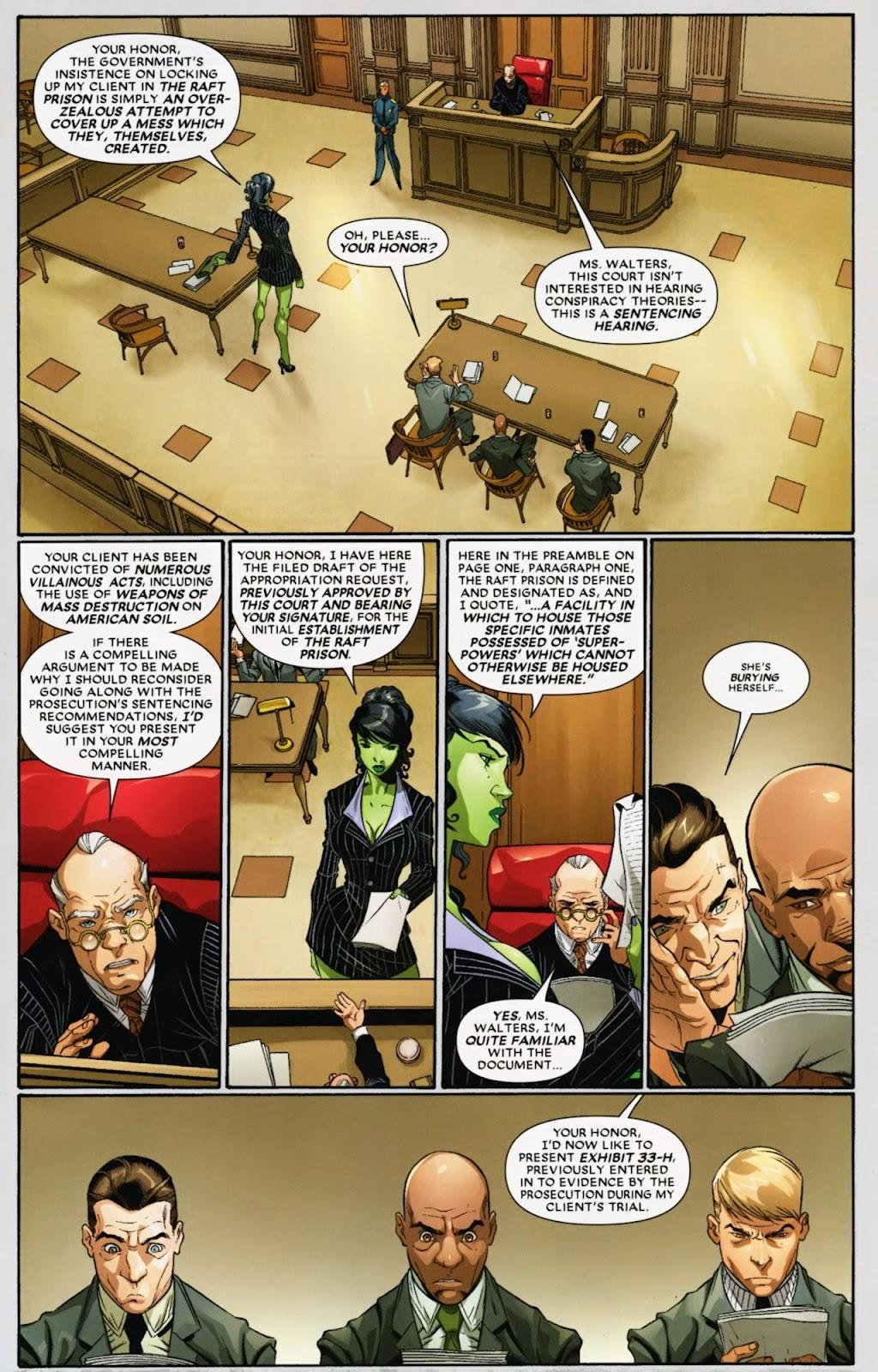 Read online Deadpool (2008) comic -  Issue #40 - 5