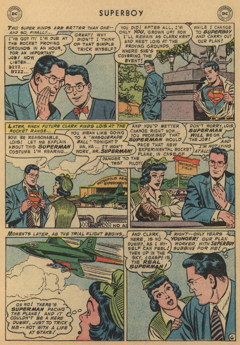 Superboy (1949) issue 47 - Page 27