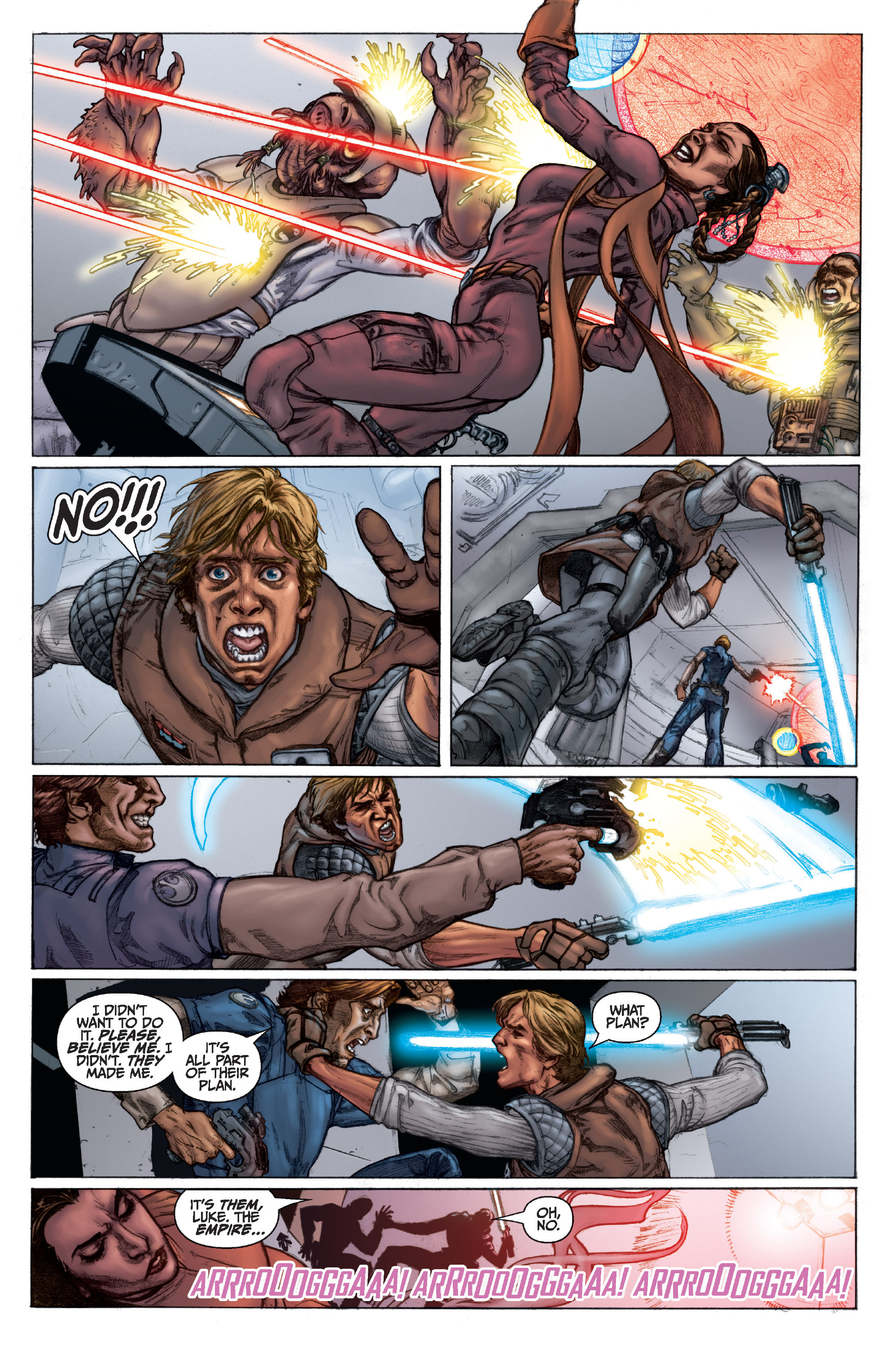 Read online Star Wars Omnibus comic -  Issue # Vol. 22 - 409