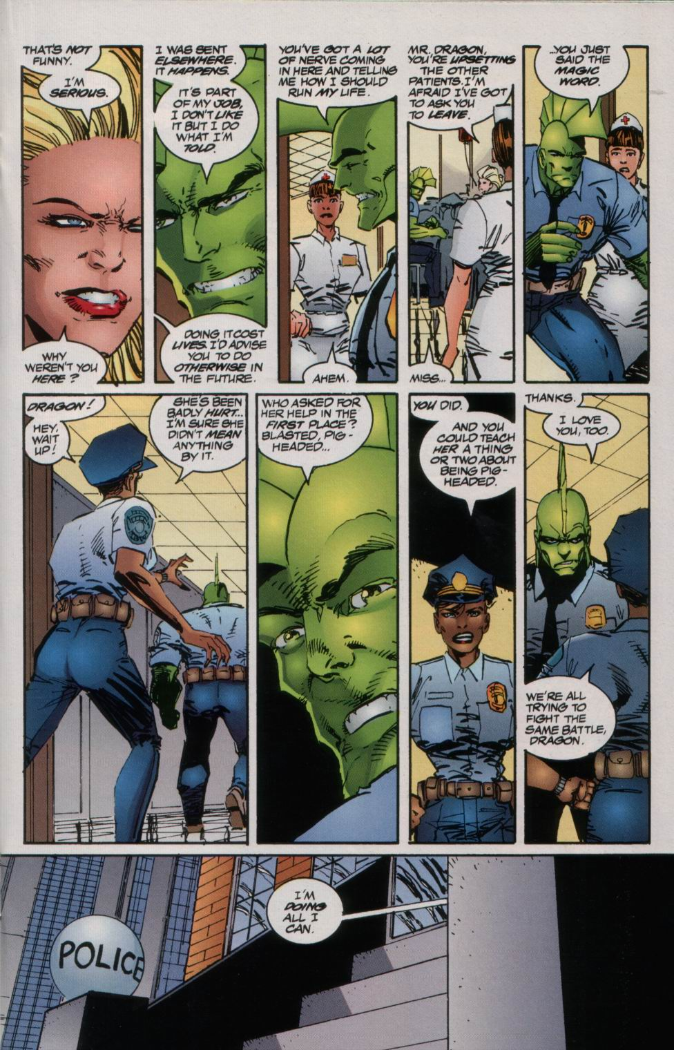 The Savage Dragon (1993) Issue #3 #5 - English 14