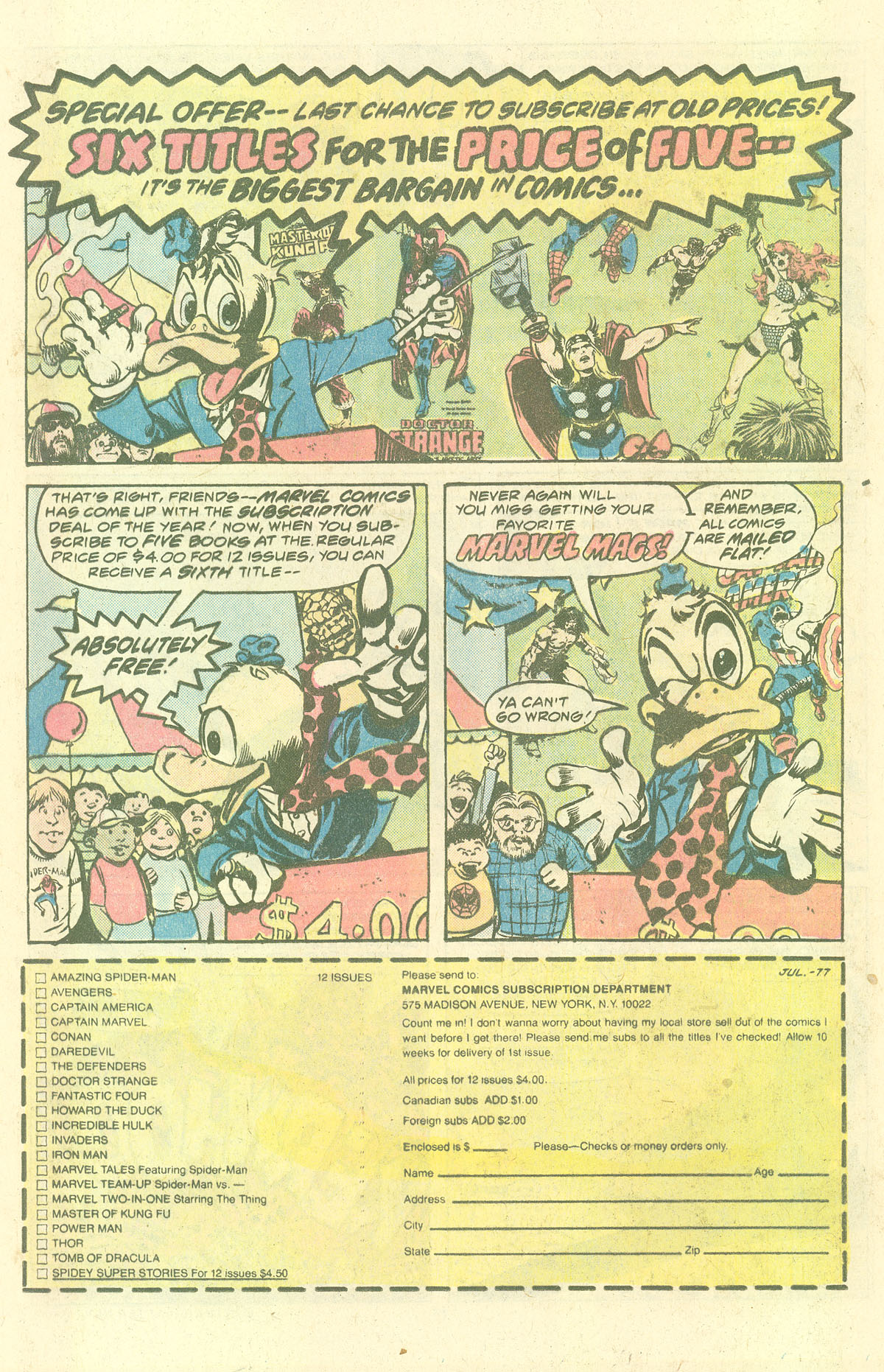 Read online Sgt. Fury comic -  Issue #143 - 20
