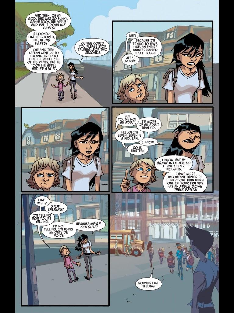 Read online Takio (2011) comic -  Issue # TPB - 3