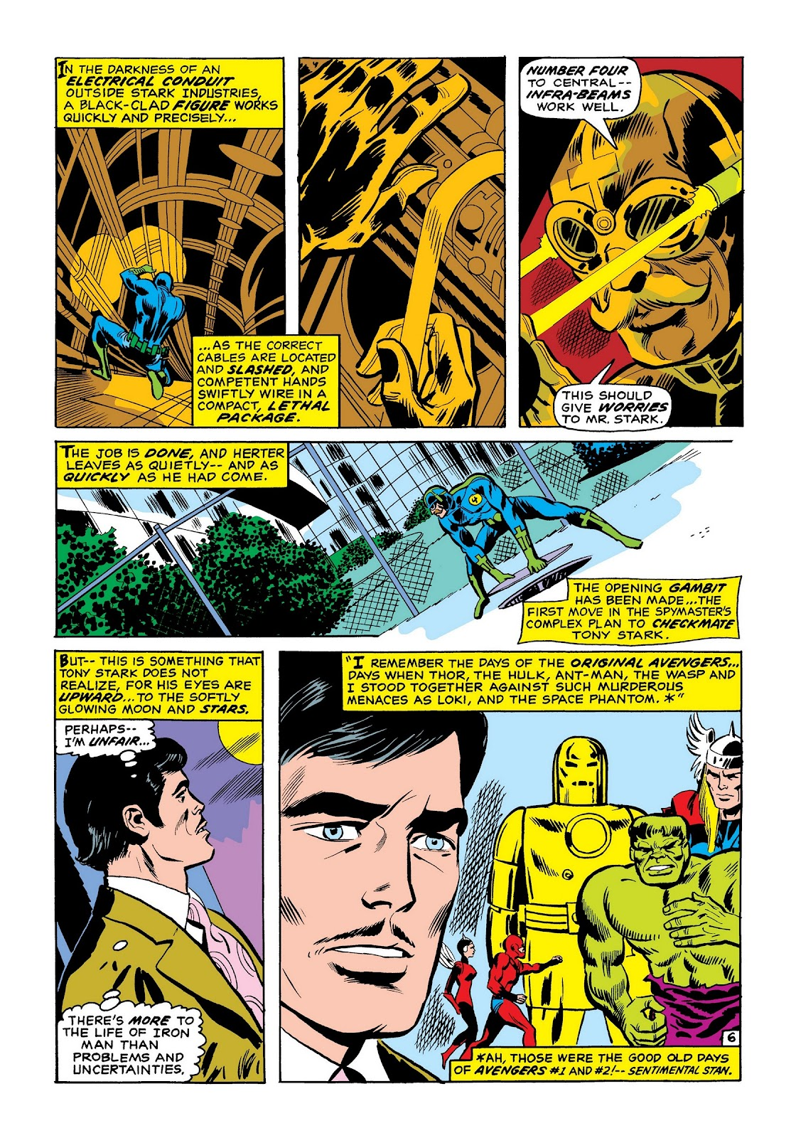 Read online Marvel Masterworks: The Invincible Iron Man comic -  Issue # TPB 7 (Part 2) - 55