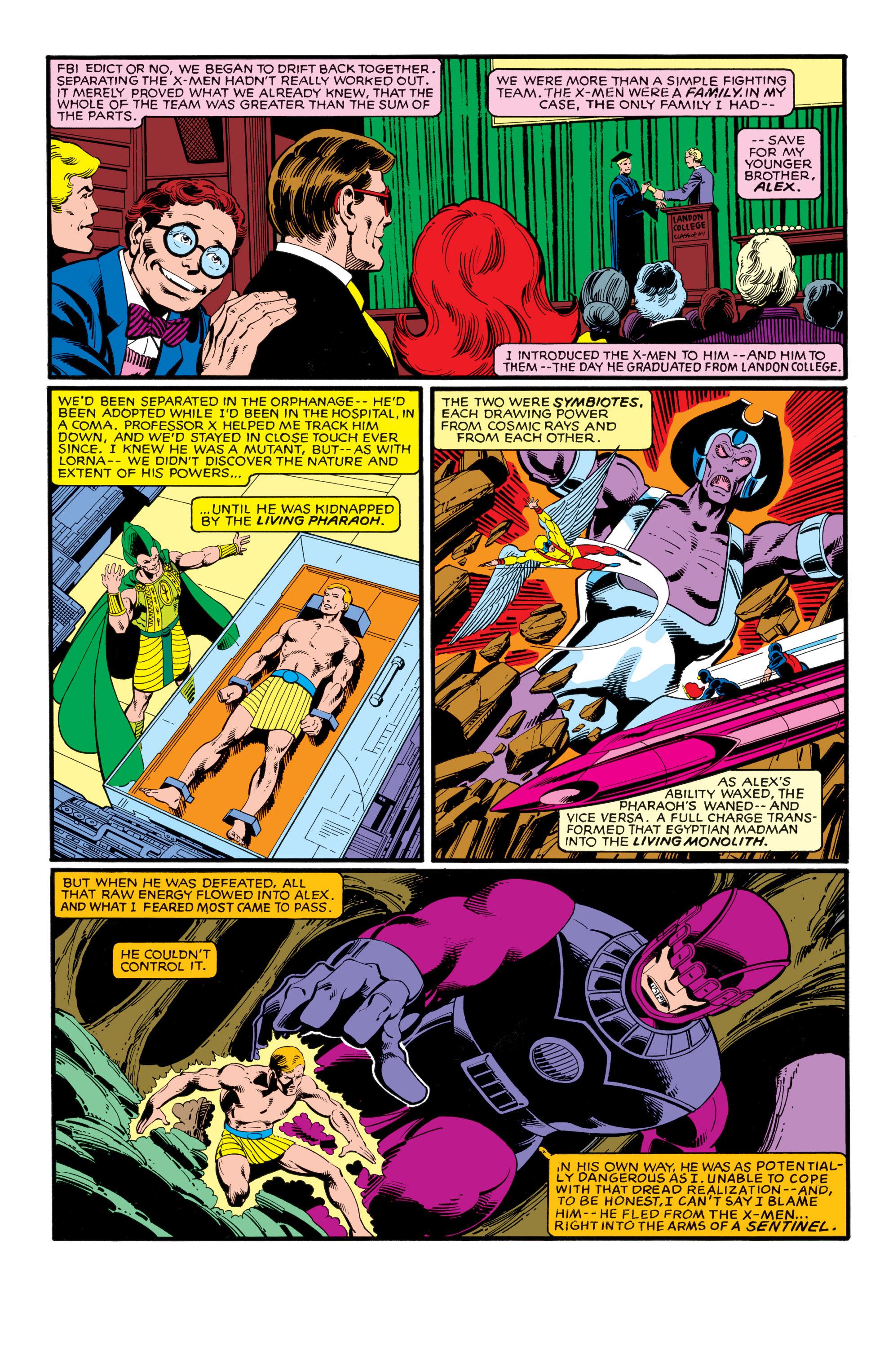 Read online Uncanny X-Men (1963) comic -  Issue #138 - 10
