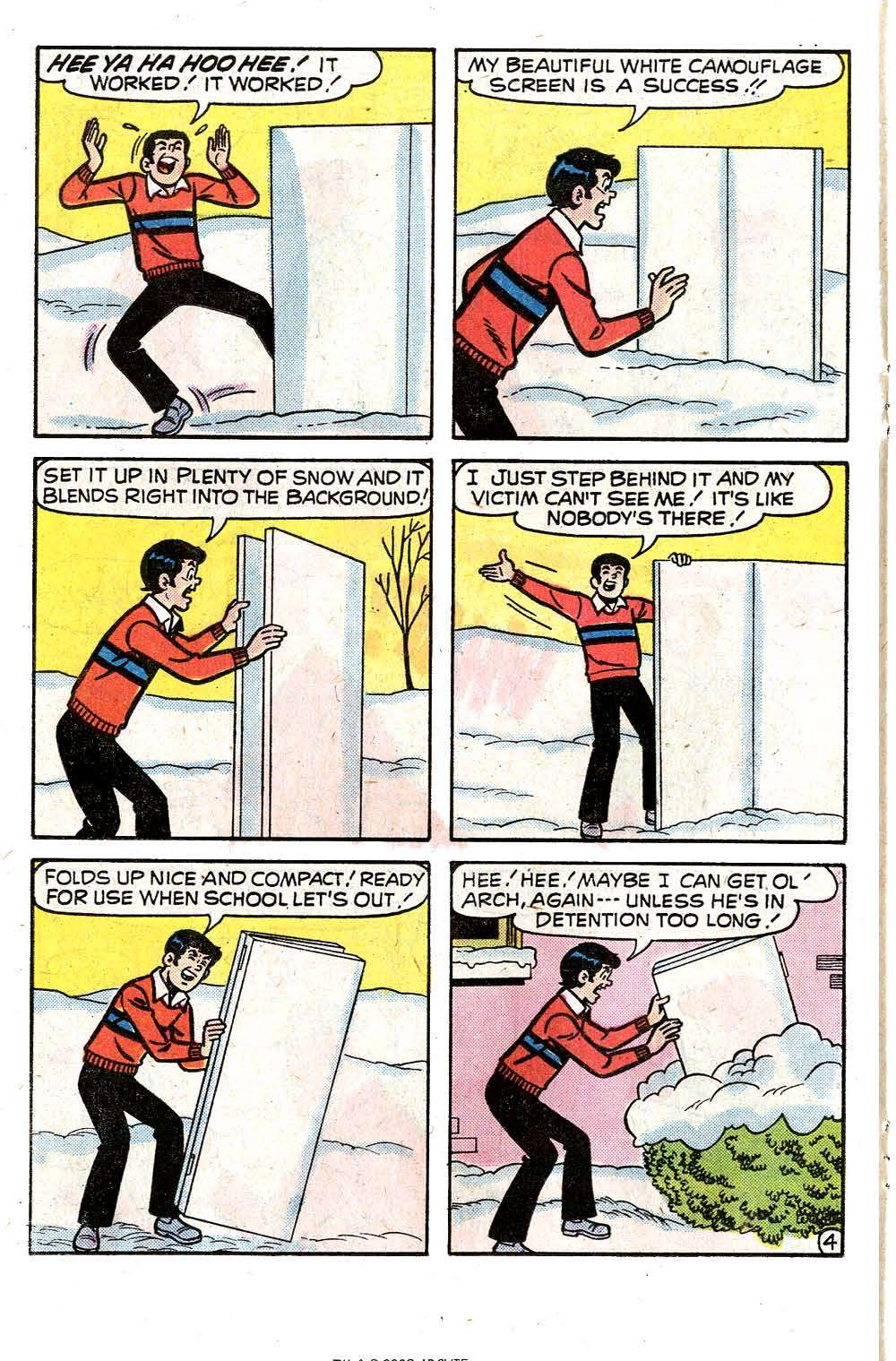 Read online Archie (1960) comic -  Issue #251 - 16