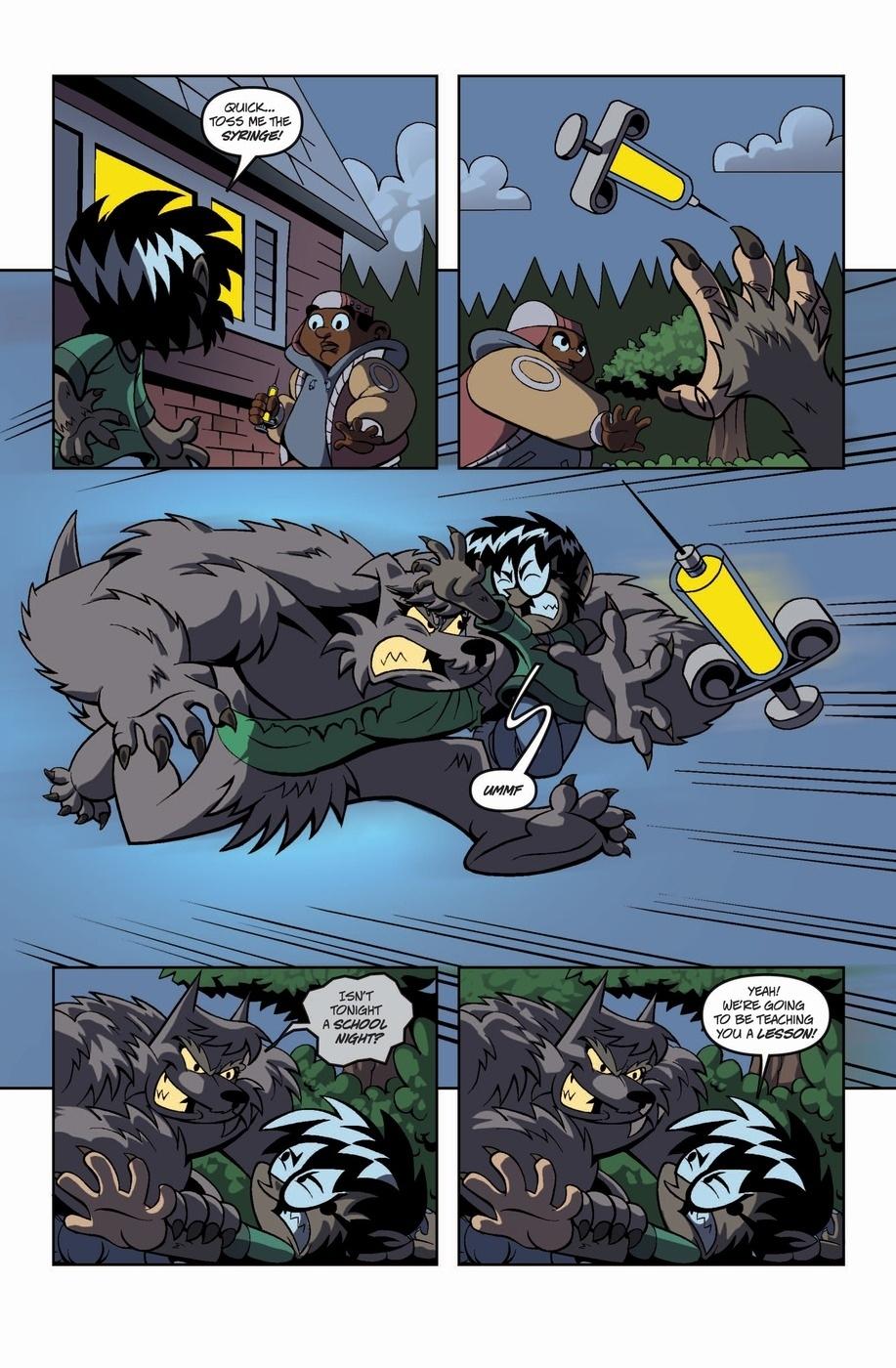 Read online Ralph Filmore comic -  Issue # Full - 96