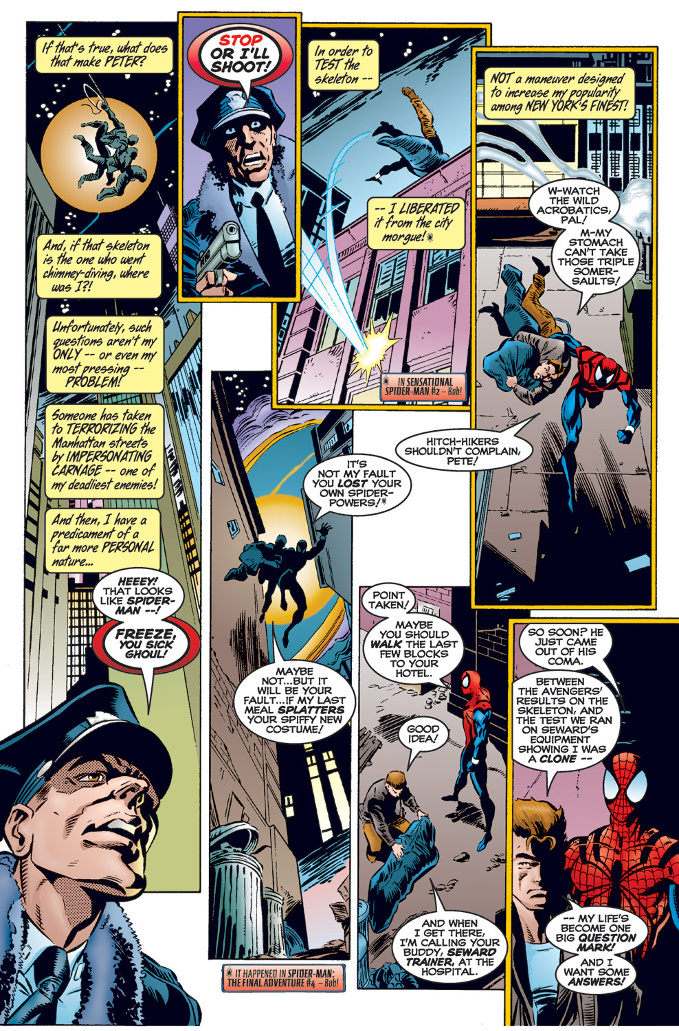 The Amazing Spider-Man (1963) 410 Page 2