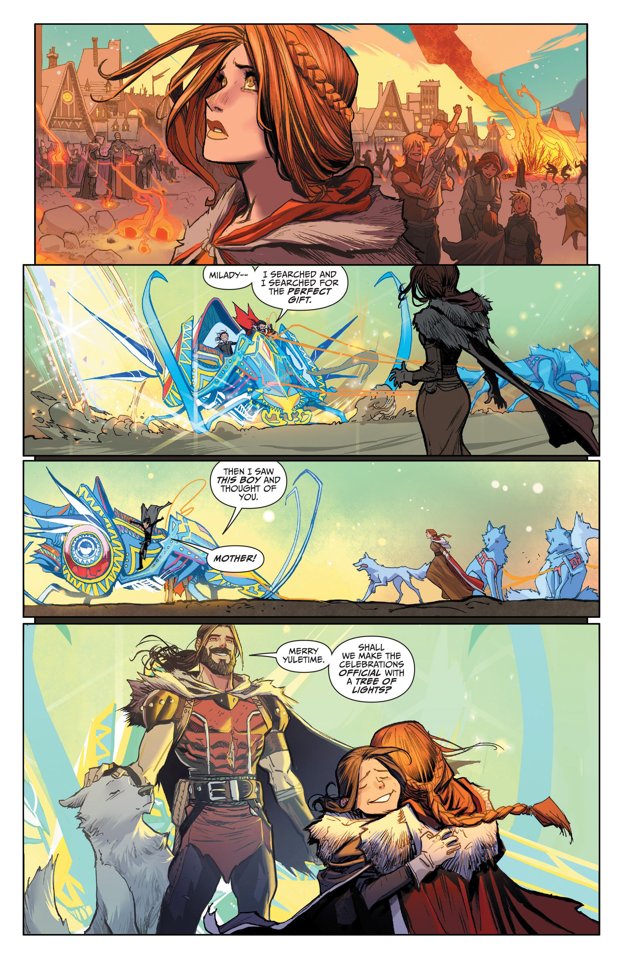 Read online Klaus comic -  Issue #7 - 27