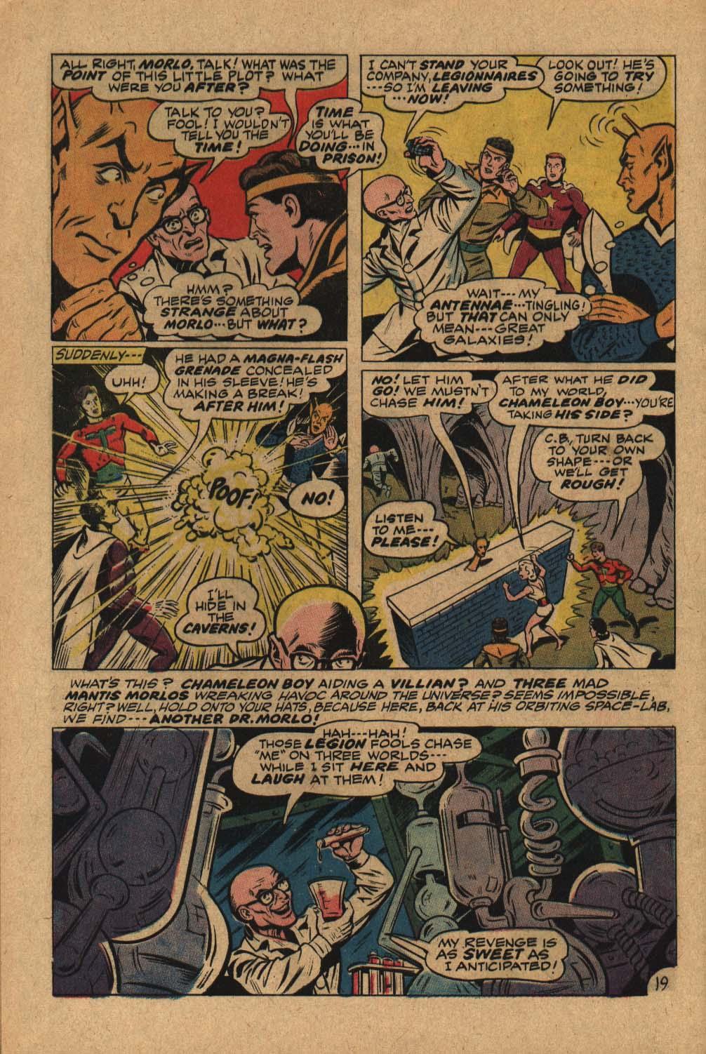 Read online Adventure Comics (1938) comic -  Issue #363 - 28