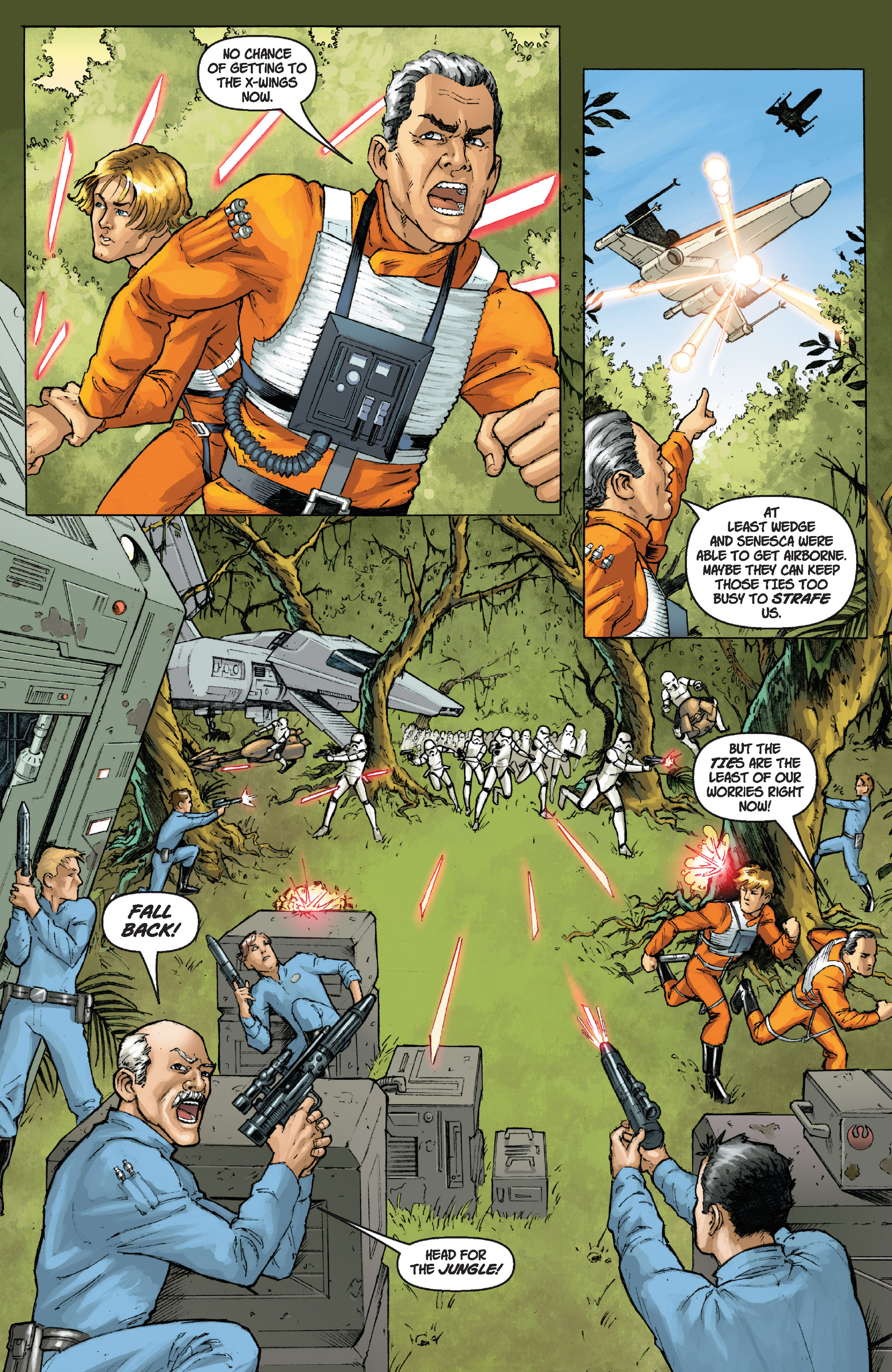 Read online Star Wars Omnibus comic -  Issue # Vol. 20 - 17