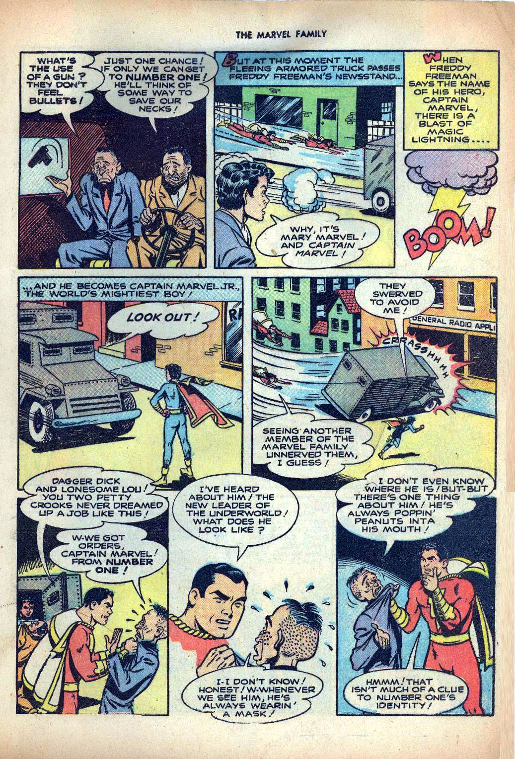 The Marvel Family issue 25 - Page 5