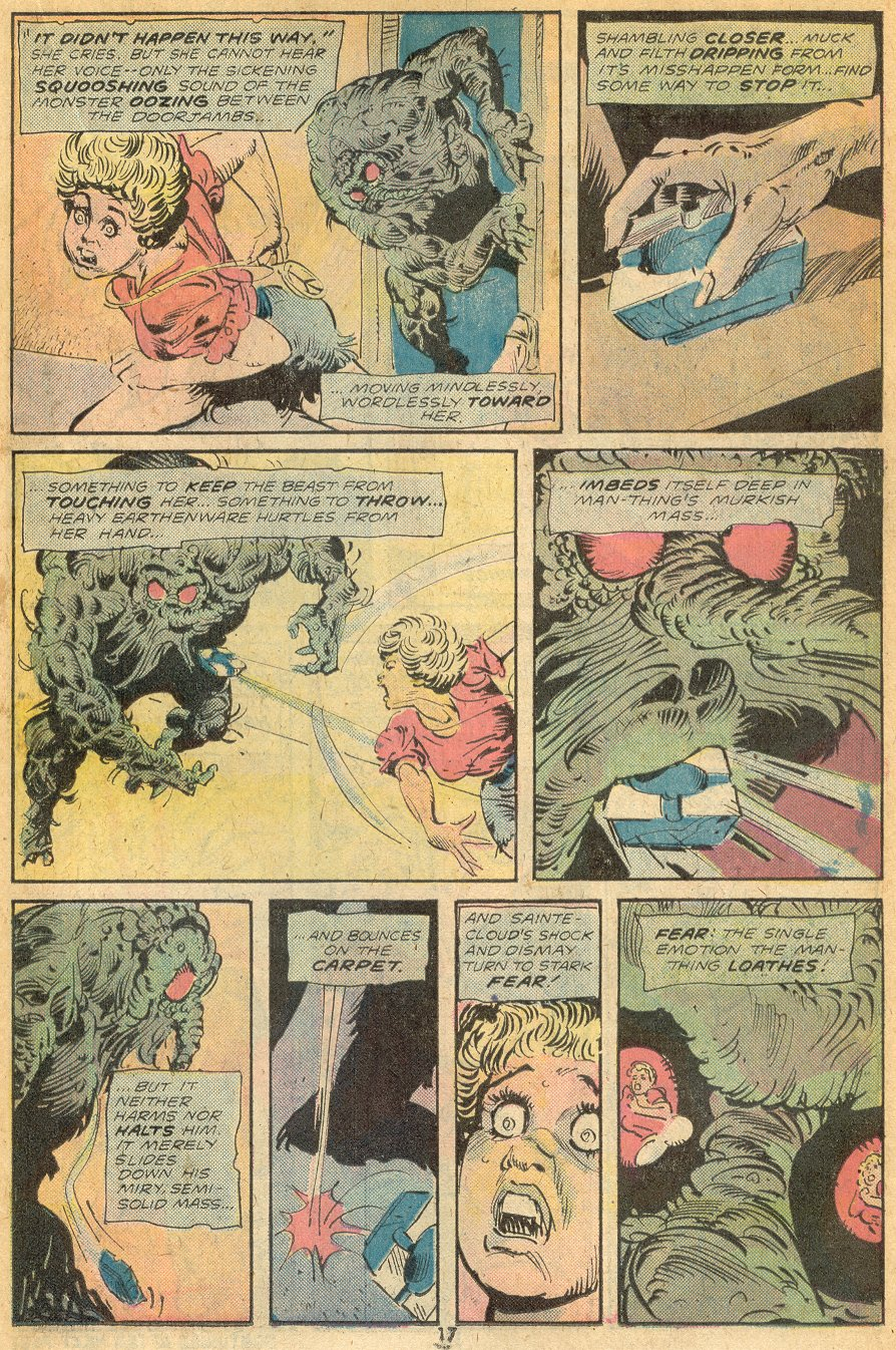 Man-Thing (1974) issue 15 - Page 12