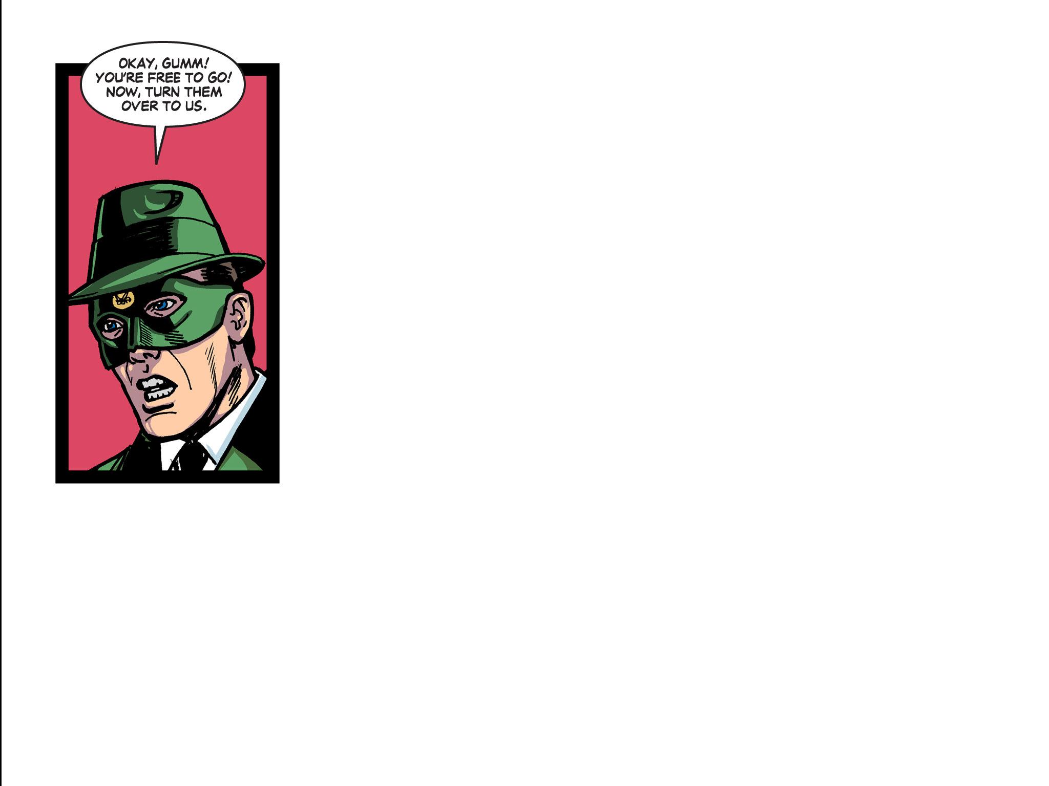Read online Batman '66 Meets the Green Hornet [II] comic -  Issue #5 - 19