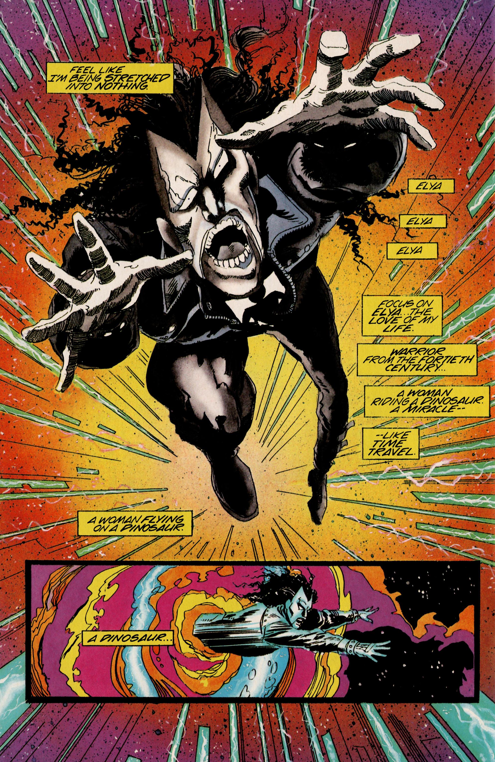 Read online Shadowman (1992) comic -  Issue #21 - 6