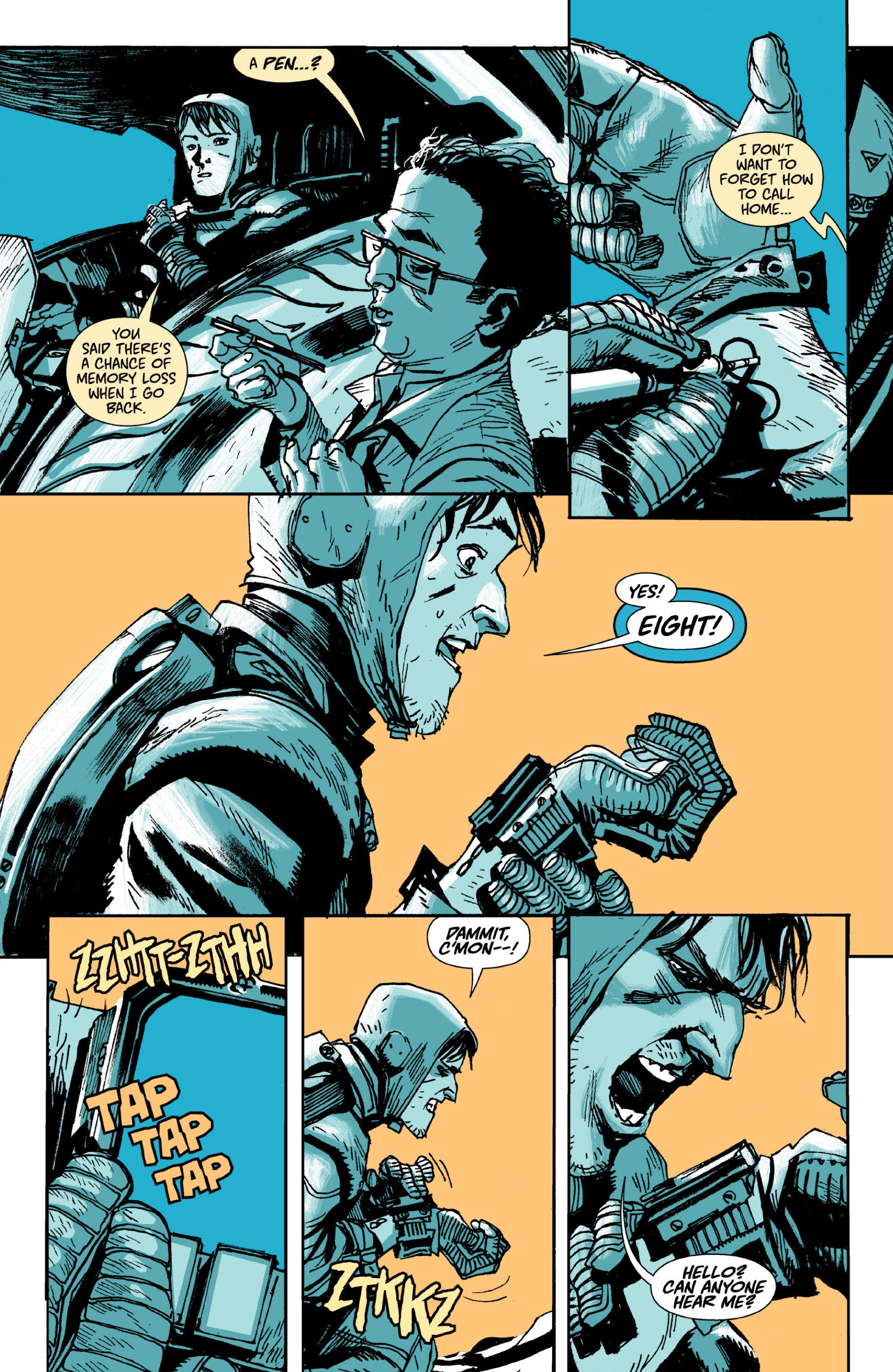 Read online Ei8ht comic -  Issue # TPB - 12