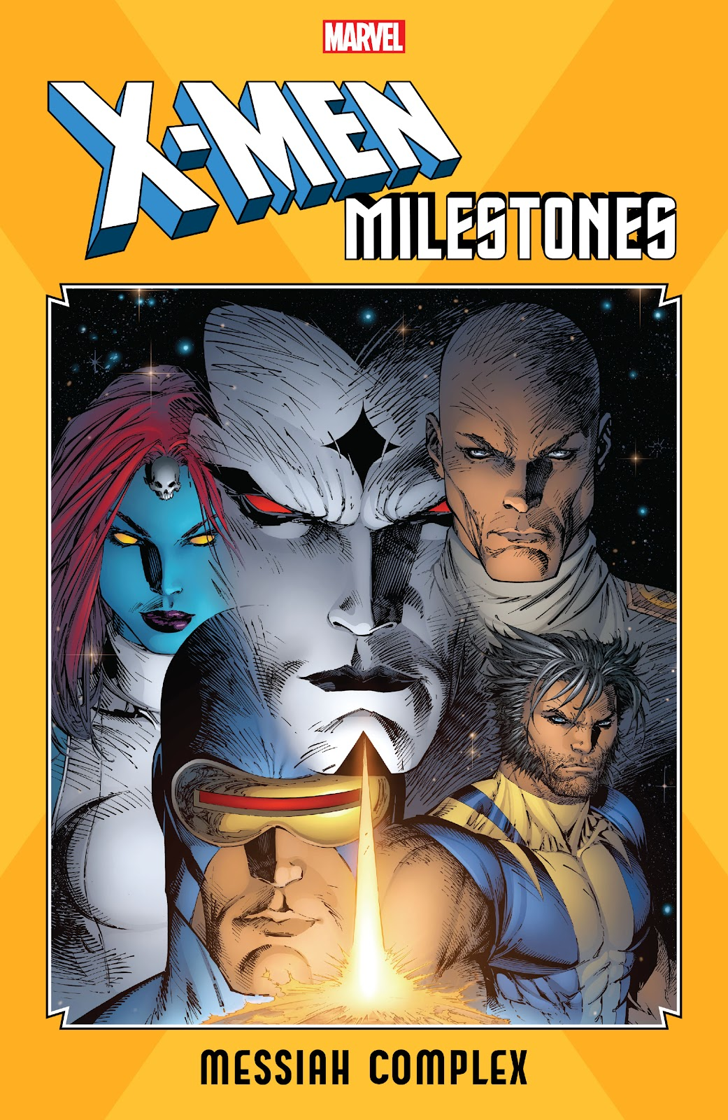 X-Men Milestones: Messiah Complex issue TPB_(Part_1) - Page 1