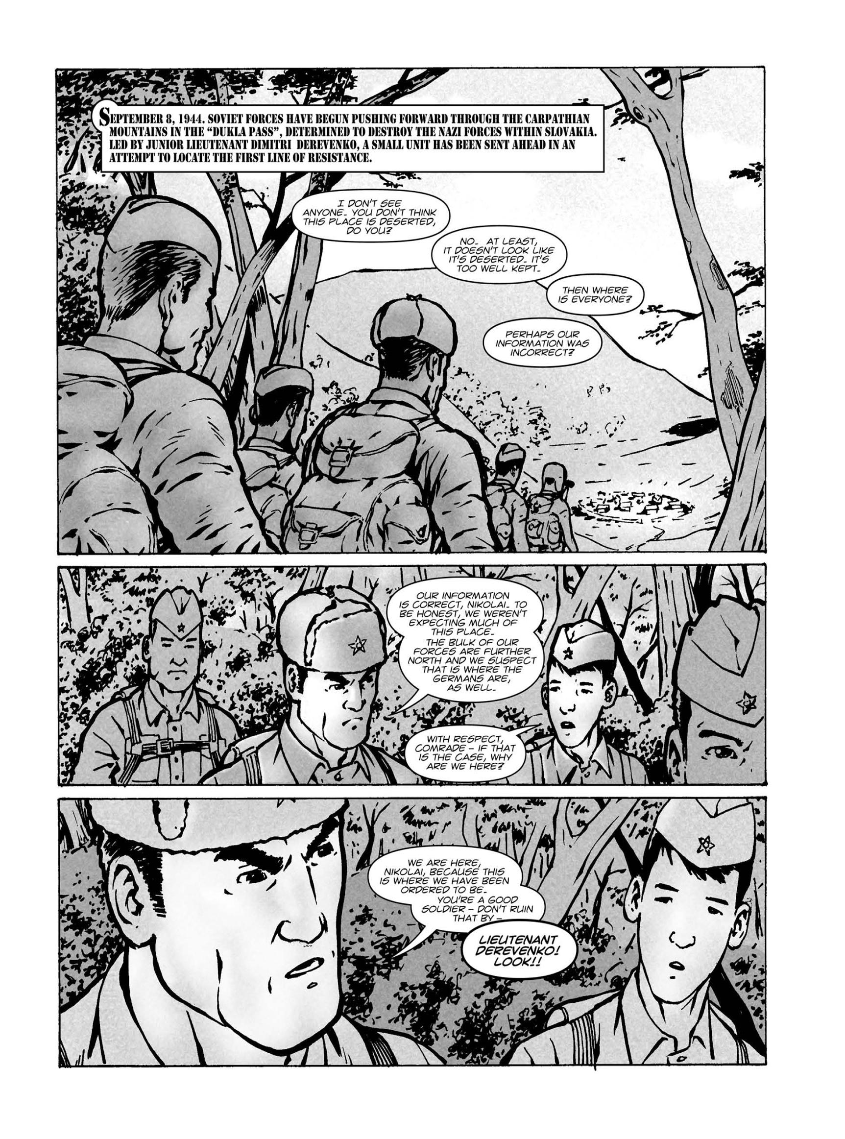 Read online FUBAR comic -  Issue #1 - 47