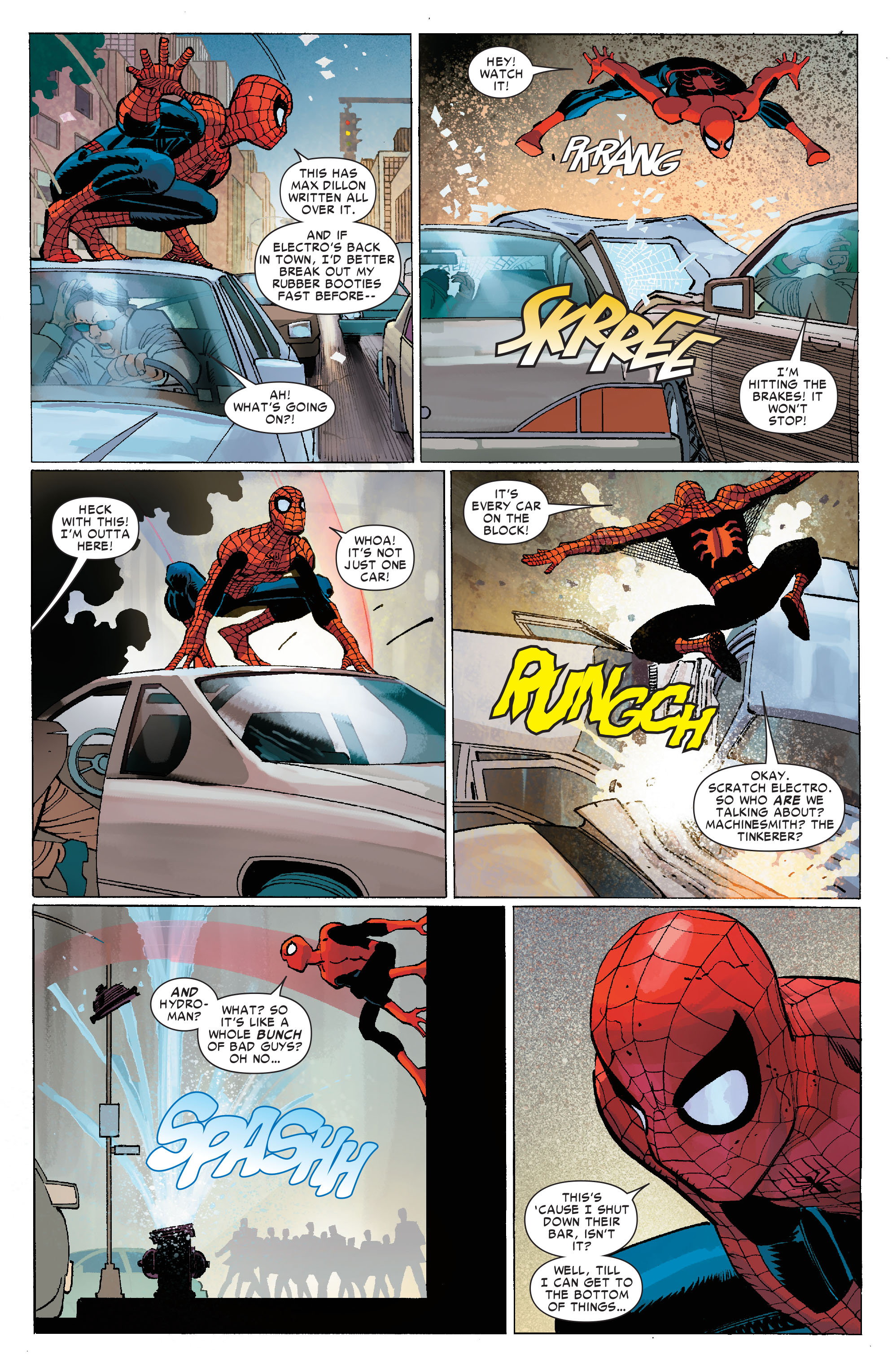 The Amazing Spider-Man (1963) 600 Page 22