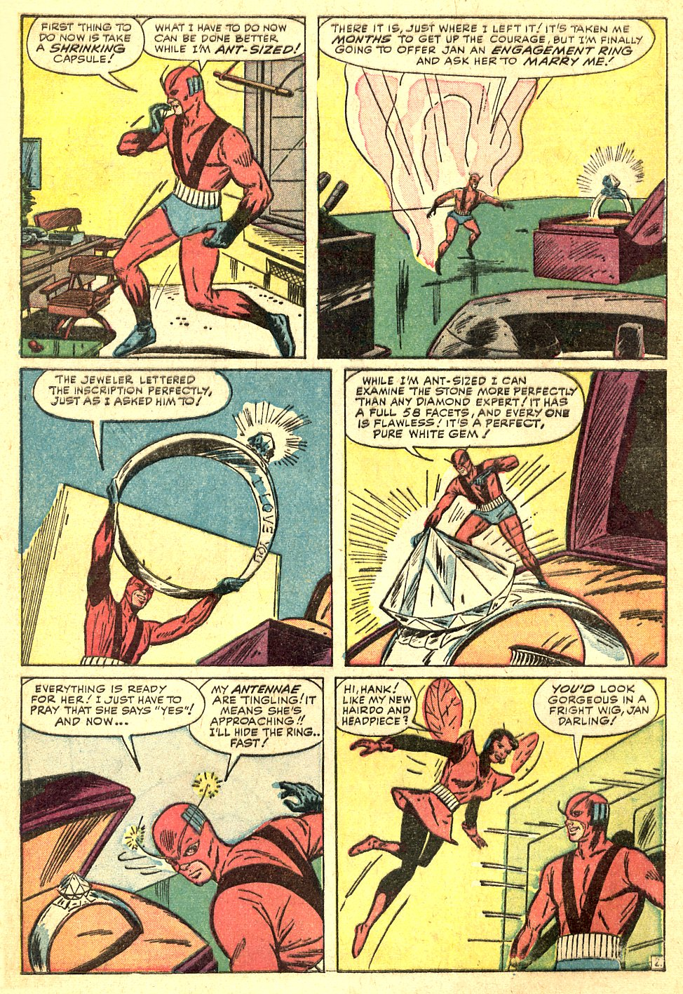 Tales to Astonish (1959) issue 56 - Page 4