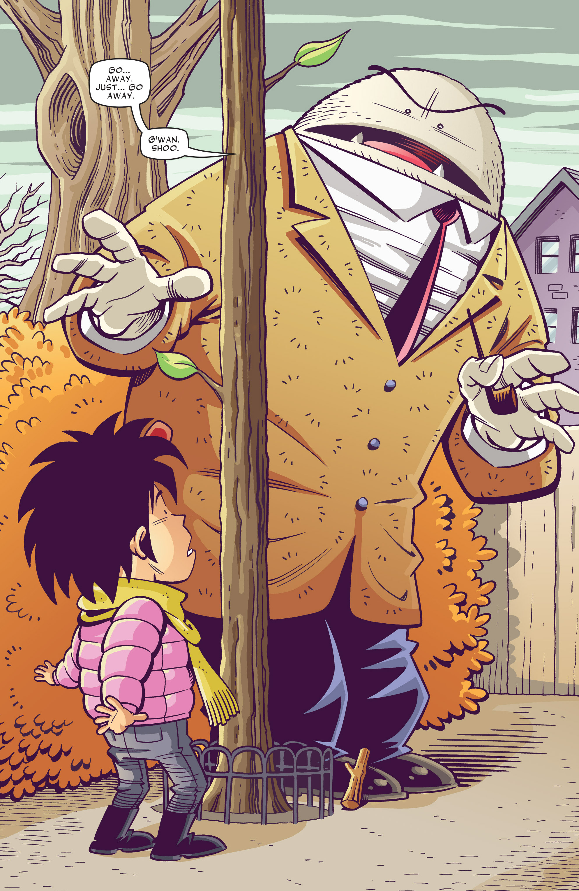 Read online Abigail And The Snowman comic -  Issue #1 - 14