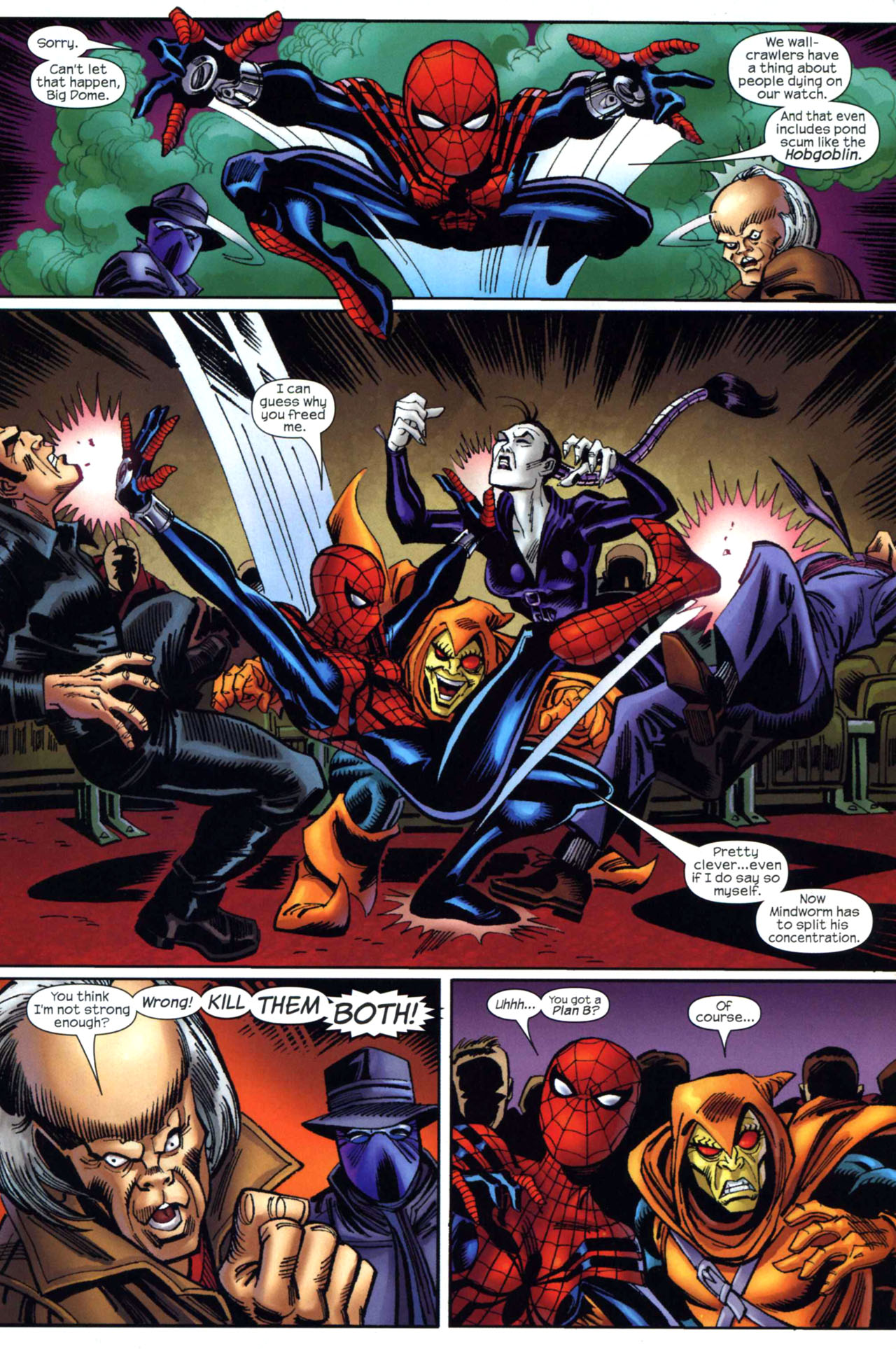 Read online Amazing Spider-Girl comic -  Issue #18 - 9
