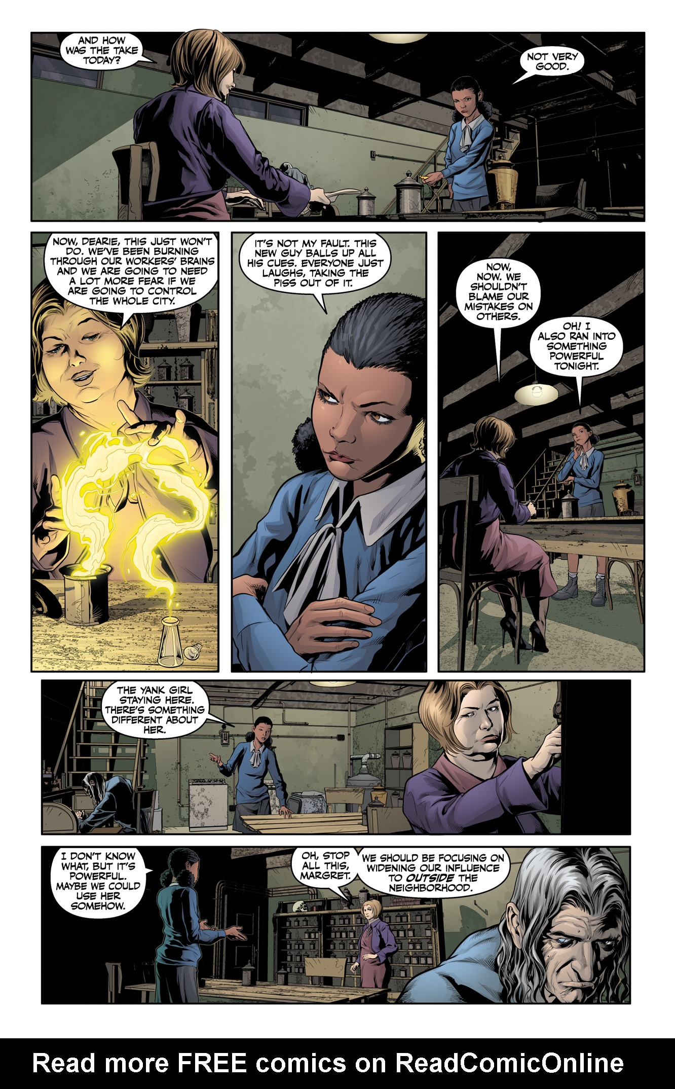 Read online Angel & Faith Season 10 comic -  Issue #15 - 17