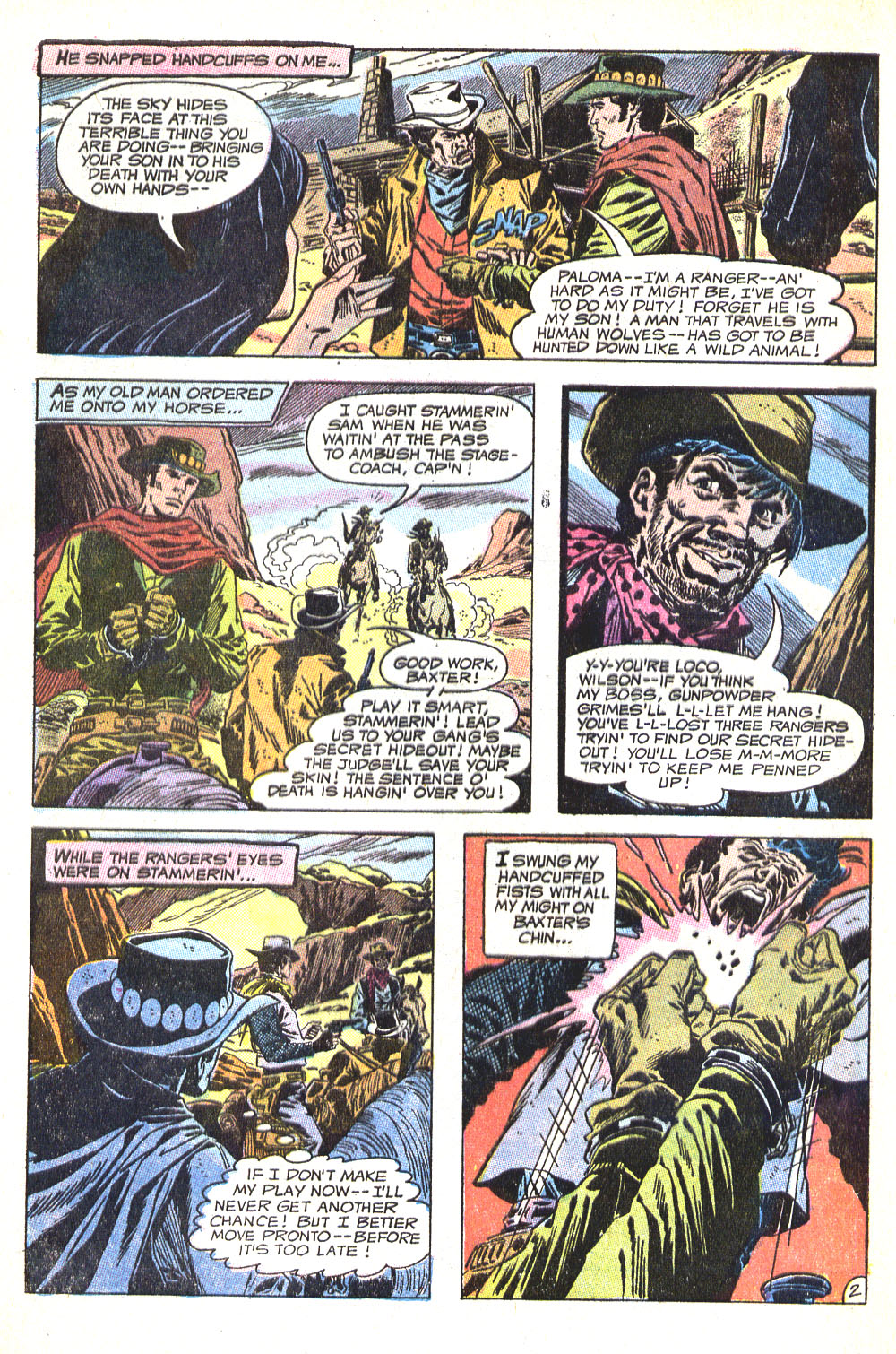 Read online All-Star Western (1970) comic -  Issue #5 - 4