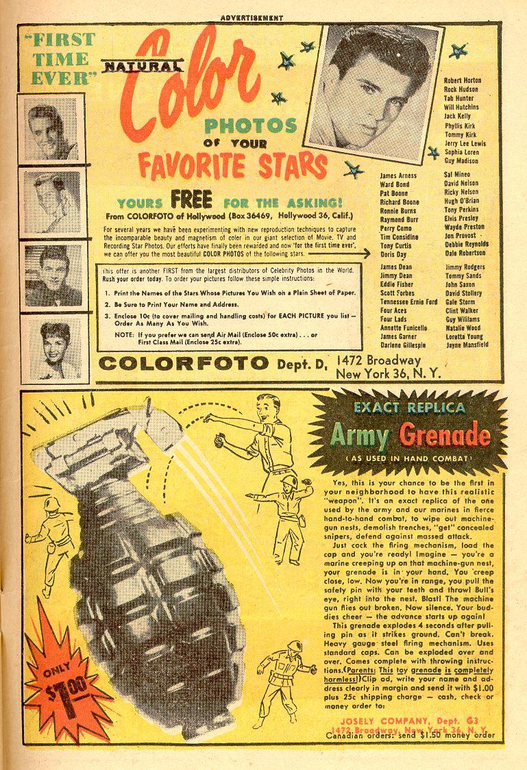 Read online Adventure Comics (1938) comic -  Issue #258 - 33