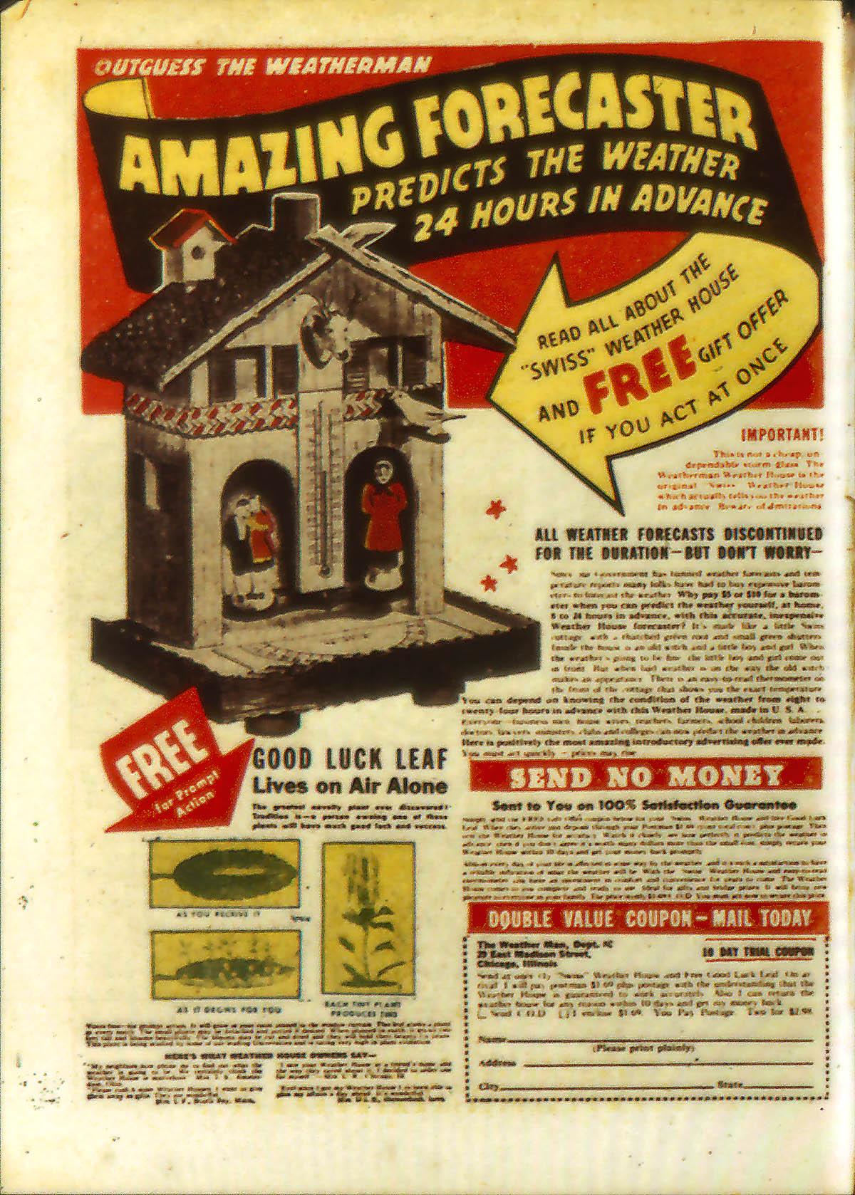 Read online Adventure Comics (1938) comic -  Issue #90 - 58