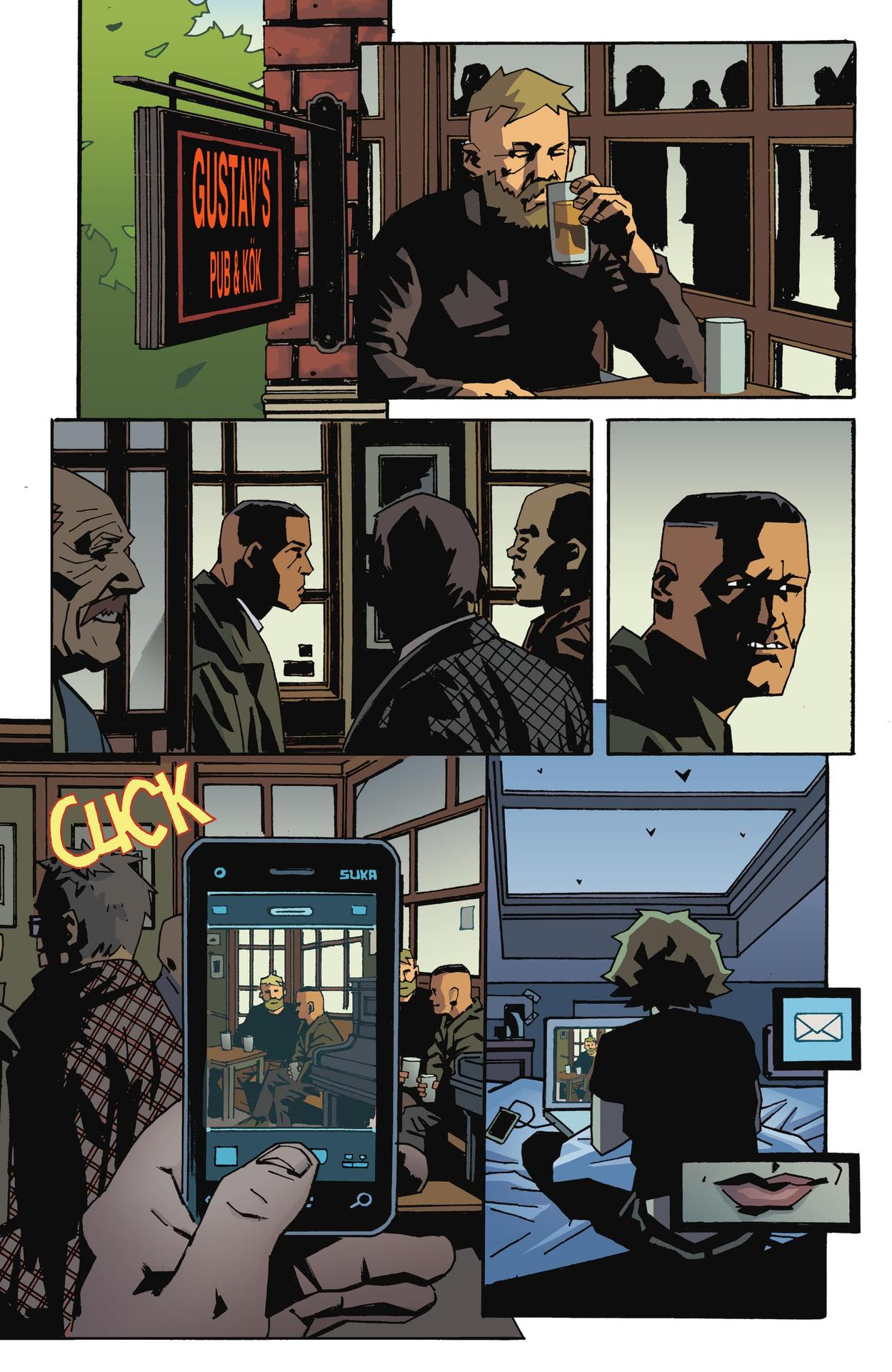 Read online The Girl Who Kicked The Hornet's Nest comic -  Issue # TPB - 164