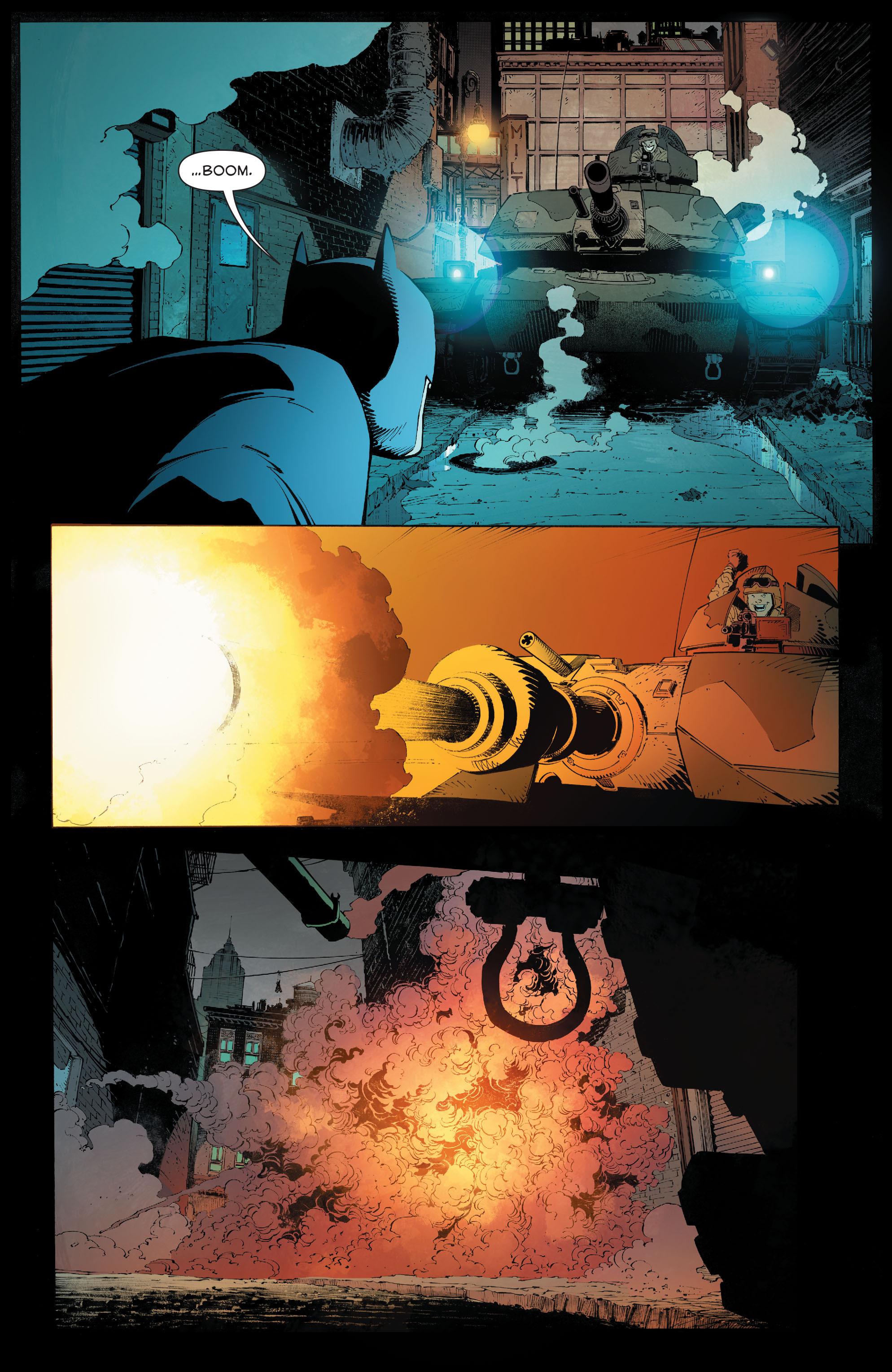 Read online Batman (2011) comic -  Issue # _TPB 7 - 87
