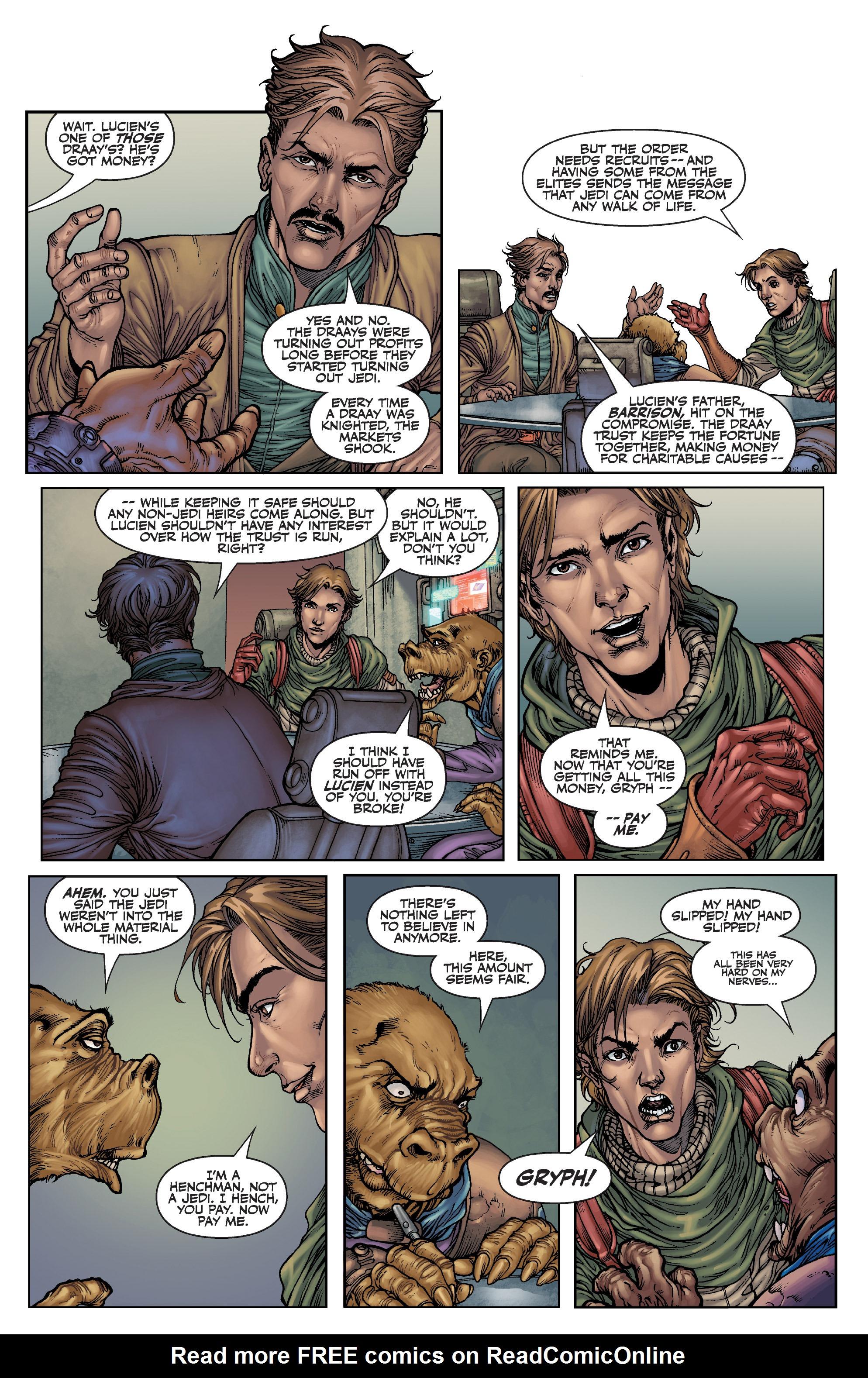 Read online Star Wars Omnibus comic -  Issue # Vol. 29 - 271