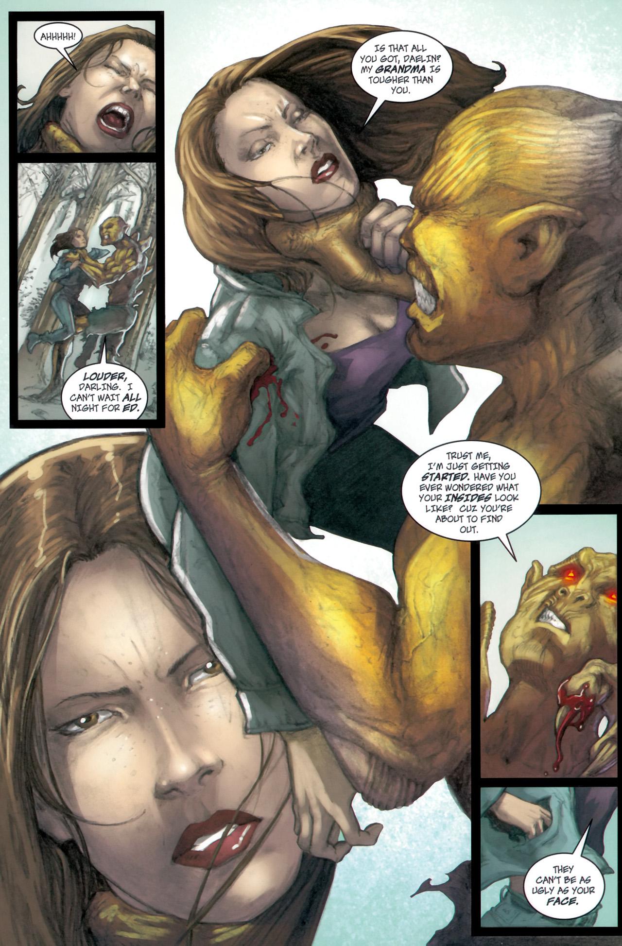 Read online Phoenix comic -  Issue #6 - 10