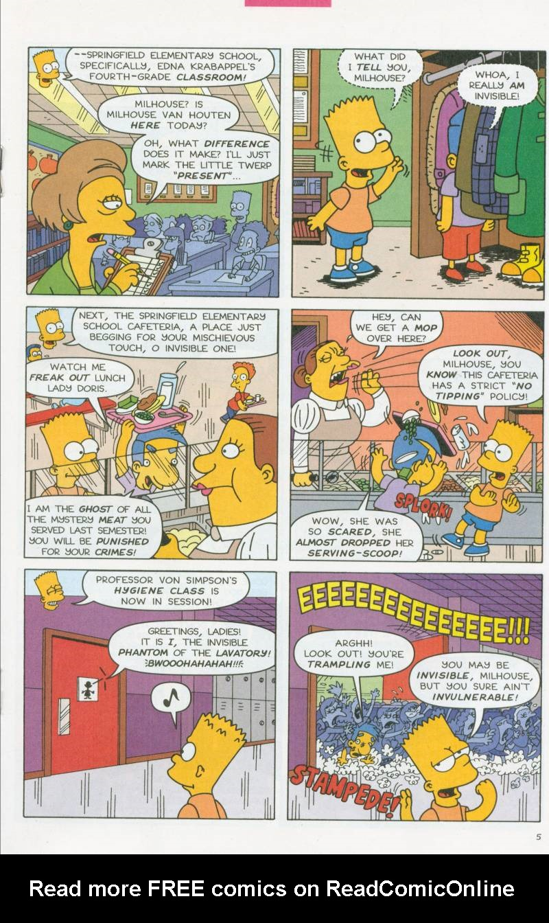 Read online Simpsons Comics Presents Bart Simpson comic -  Issue #6 - 18