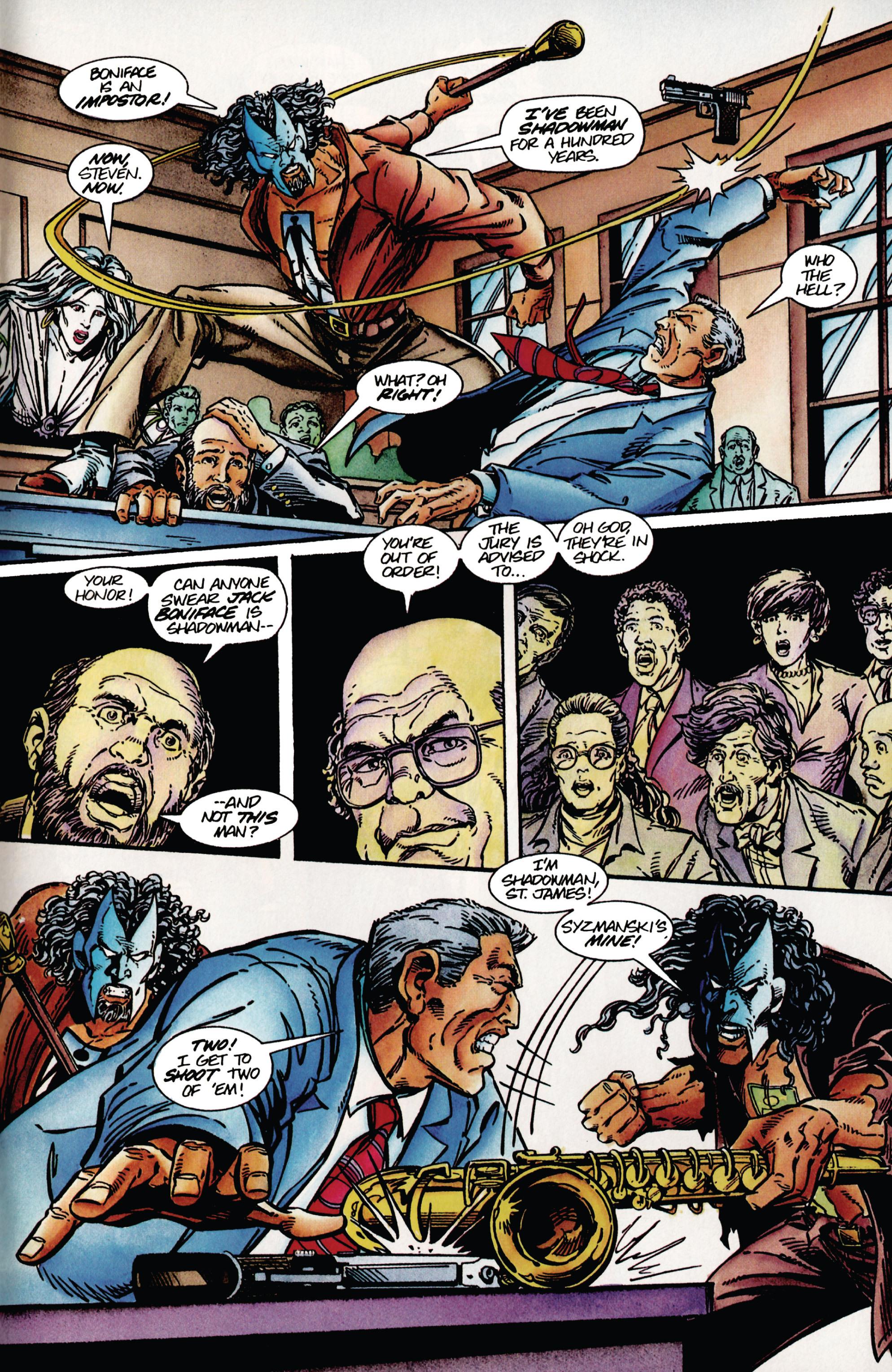 Read online Shadowman (1992) comic -  Issue #42 - 20
