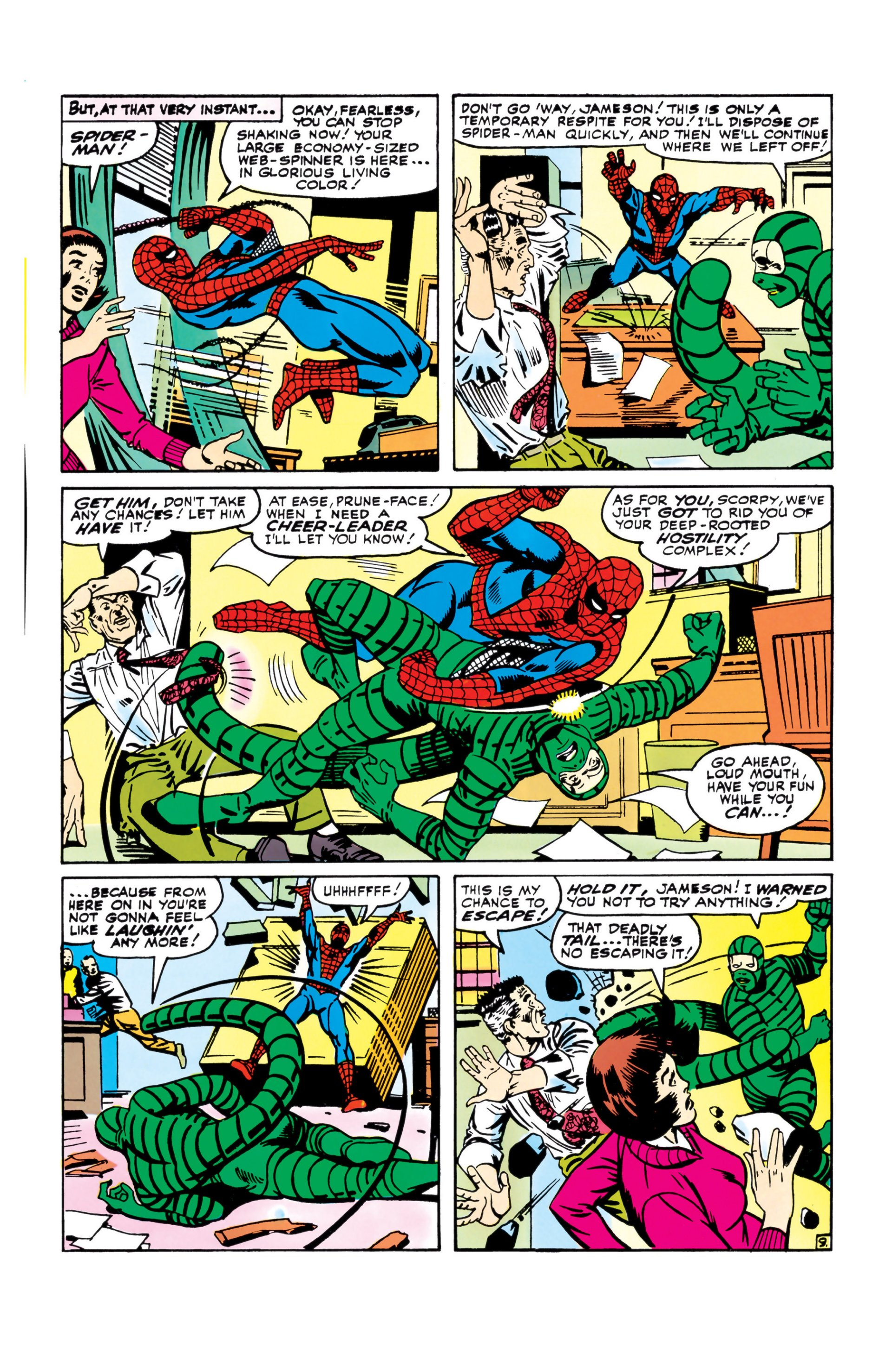The Amazing Spider-Man (1963) 29 Page 9