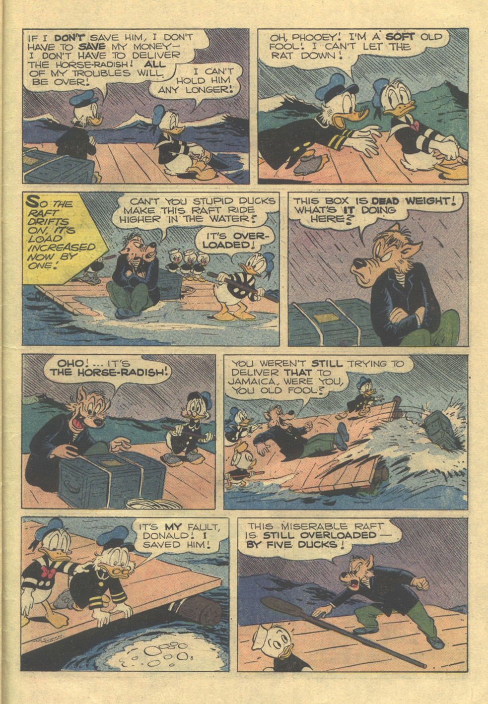 Read online Uncle Scrooge (1953) comic -  Issue #105 - 27