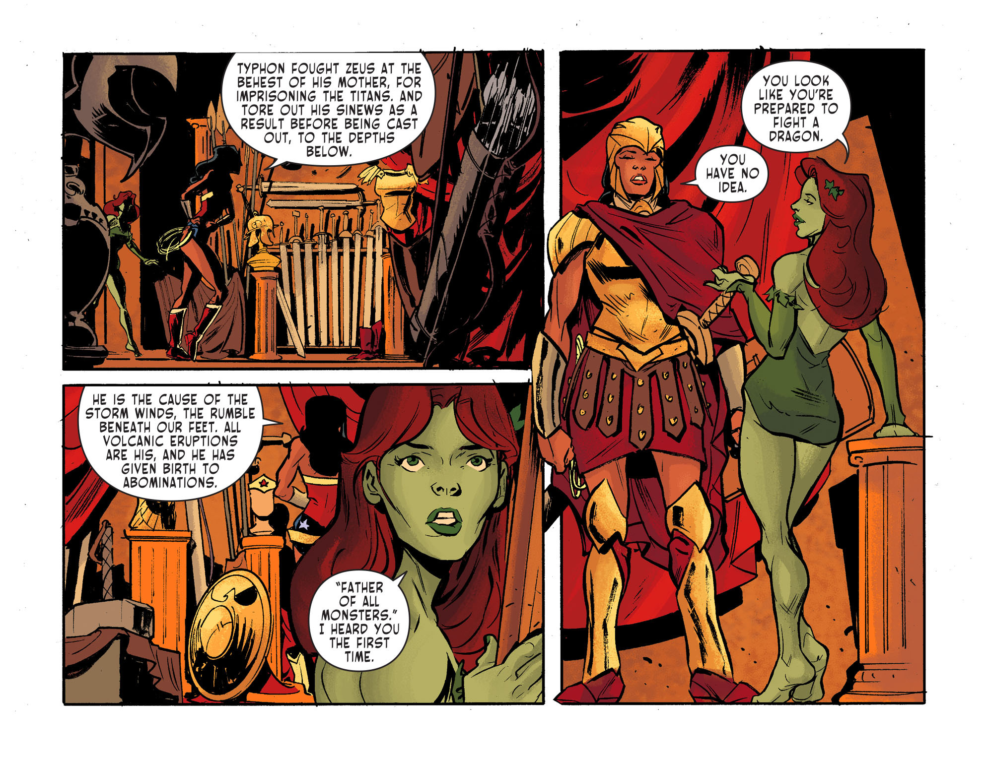 Read online Sensation Comics Featuring Wonder Woman comic -  Issue #31 - 19