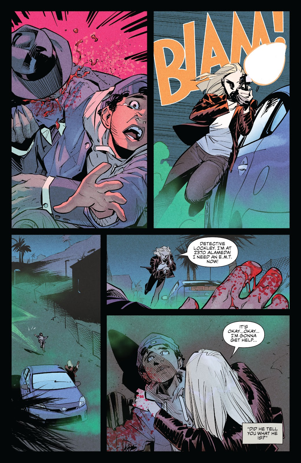 Read online Angel   Spike comic -  Issue #9 - 6
