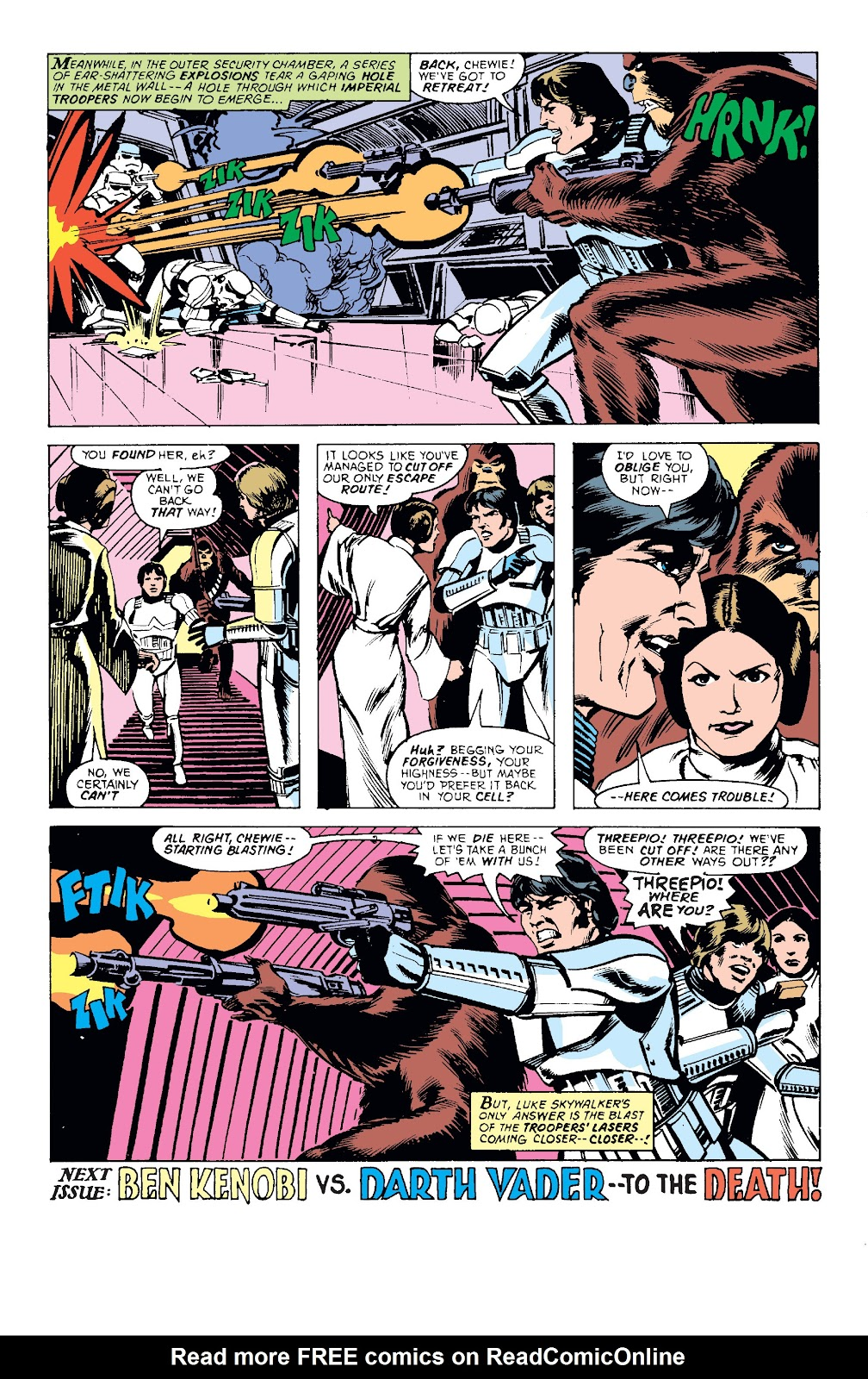 Read online Star Wars Legends: The Original Marvel Years - Epic Collection comic -  Issue # TPB 1 (Part 1) - 61