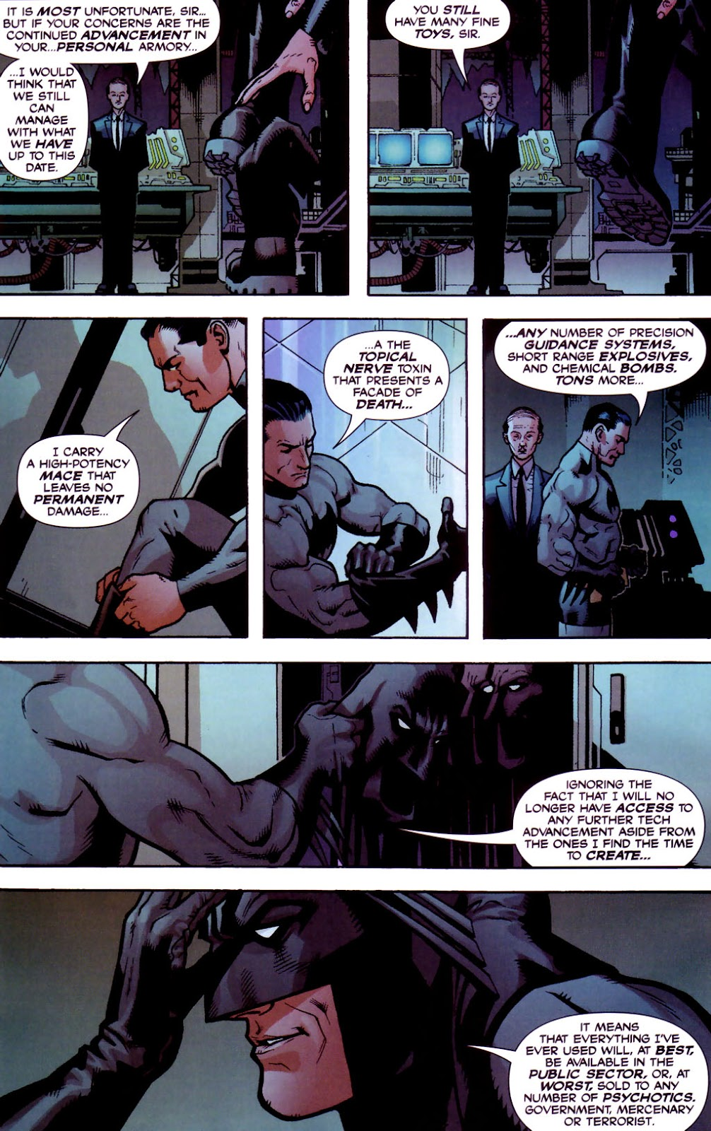 Batman: Under The Hood issue 1 - Page 14
