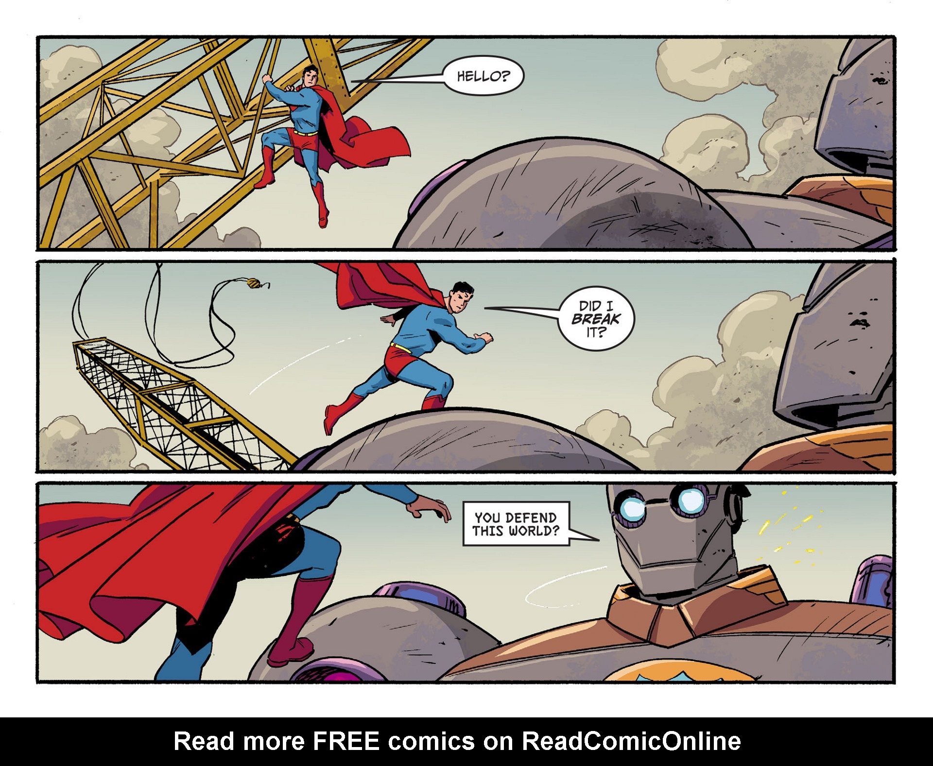 Read online Adventures of Superman [I] comic -  Issue #44 - 11
