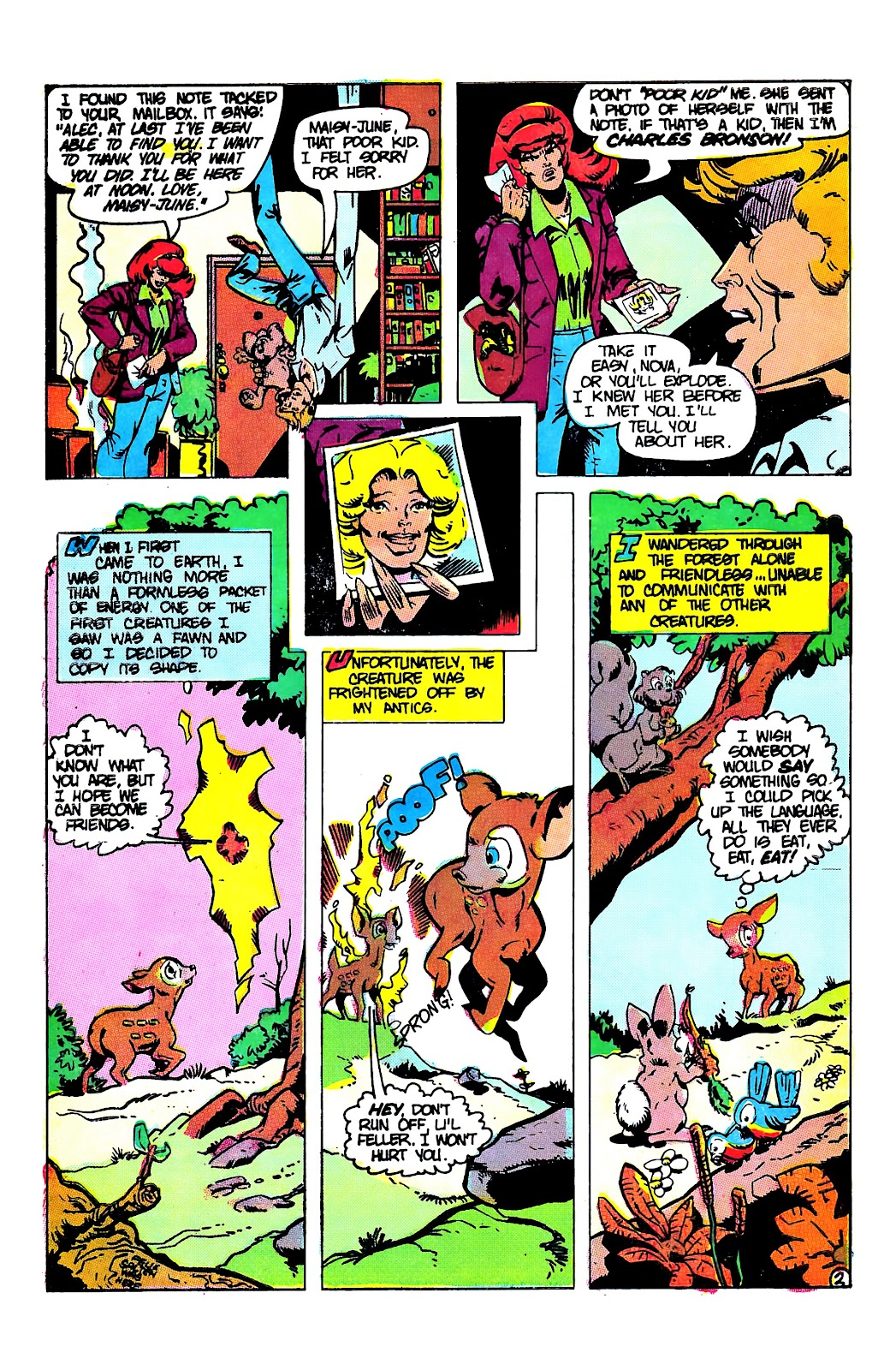 E-Man (1973) issue 10 - Page 4