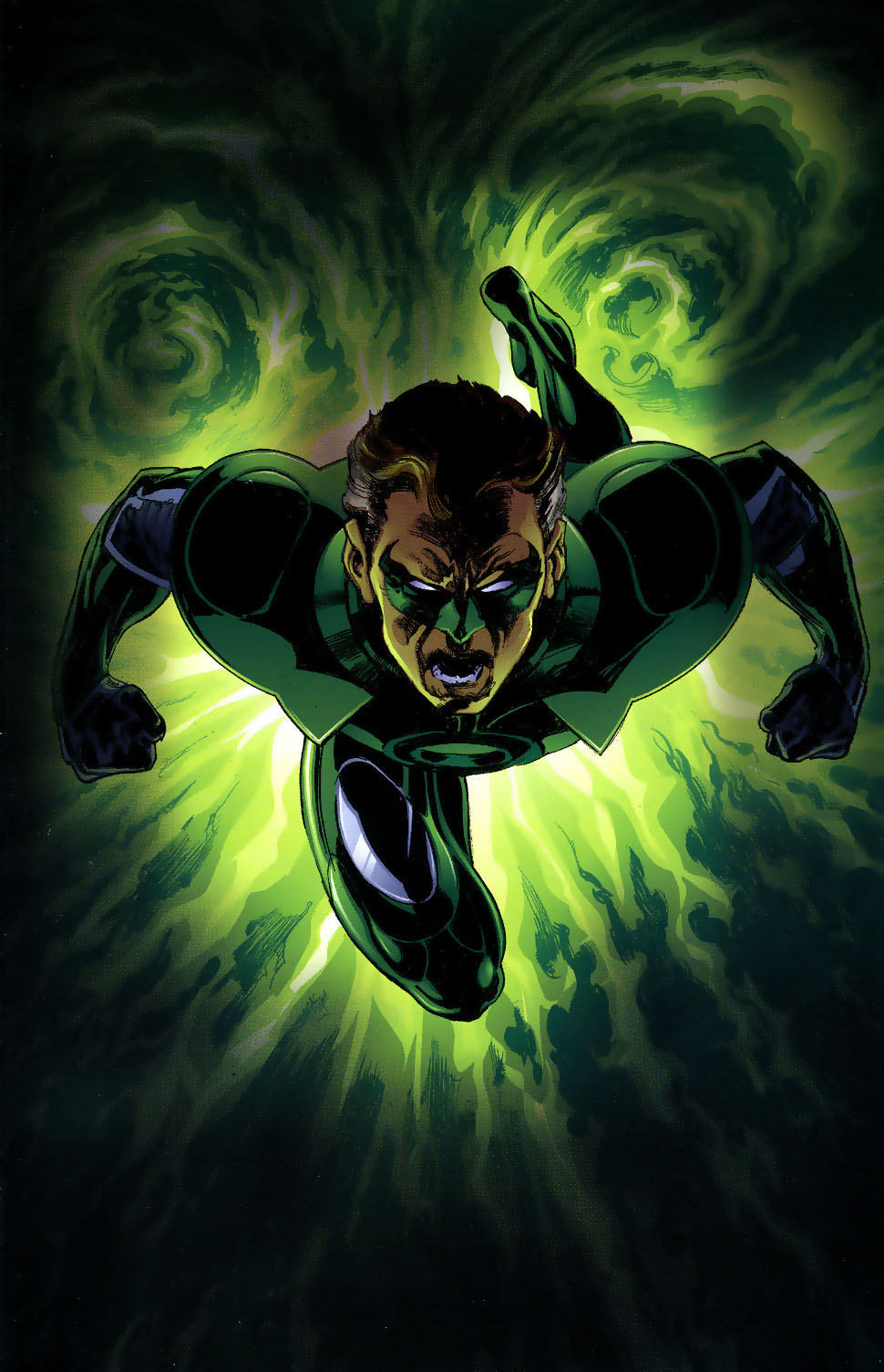 Read online Green Lantern: Legacy: The Last Will and Testament of Hal Jordan comic -  Issue # TPB - 4