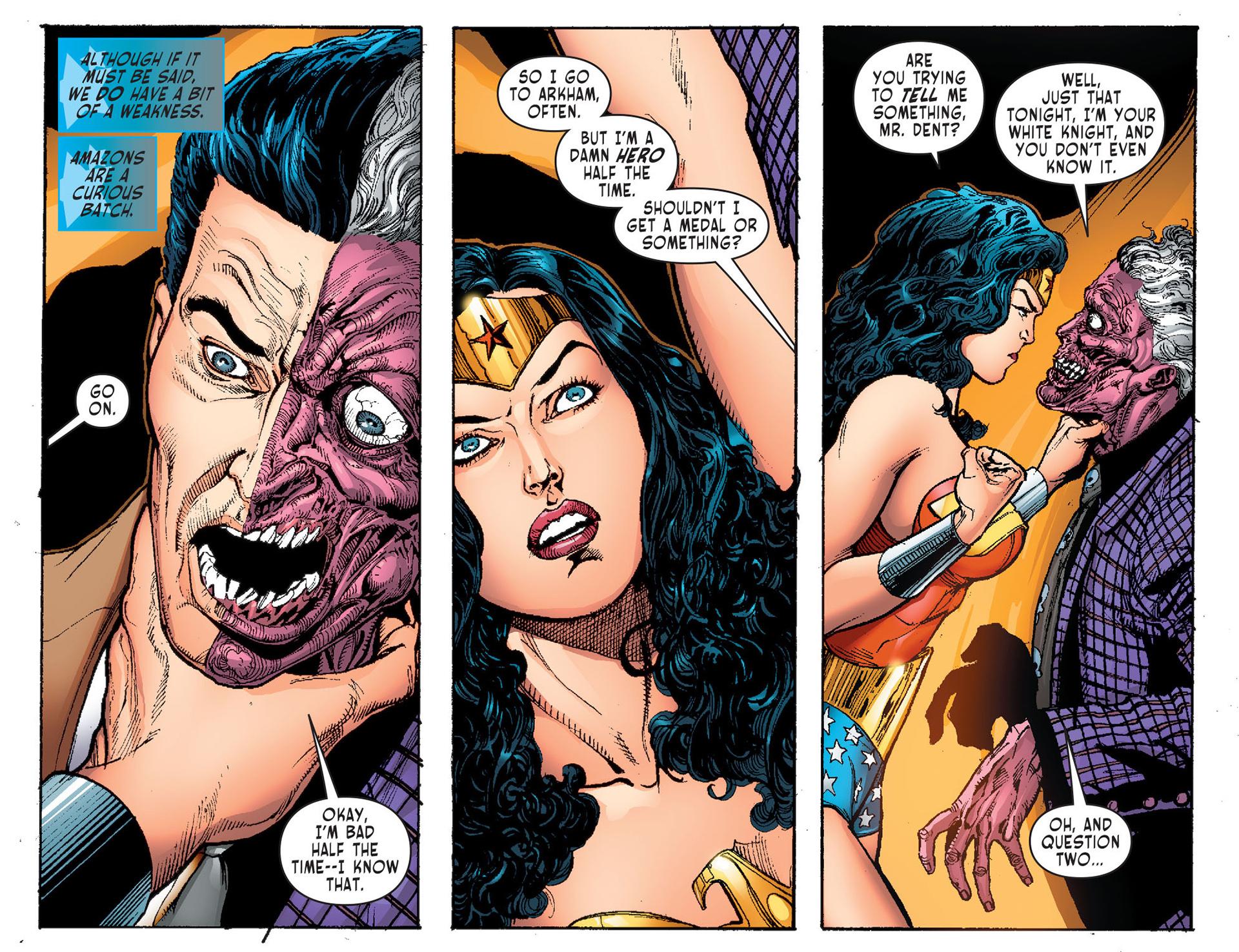 Read online Sensation Comics Featuring Wonder Woman comic -  Issue #1 - 16