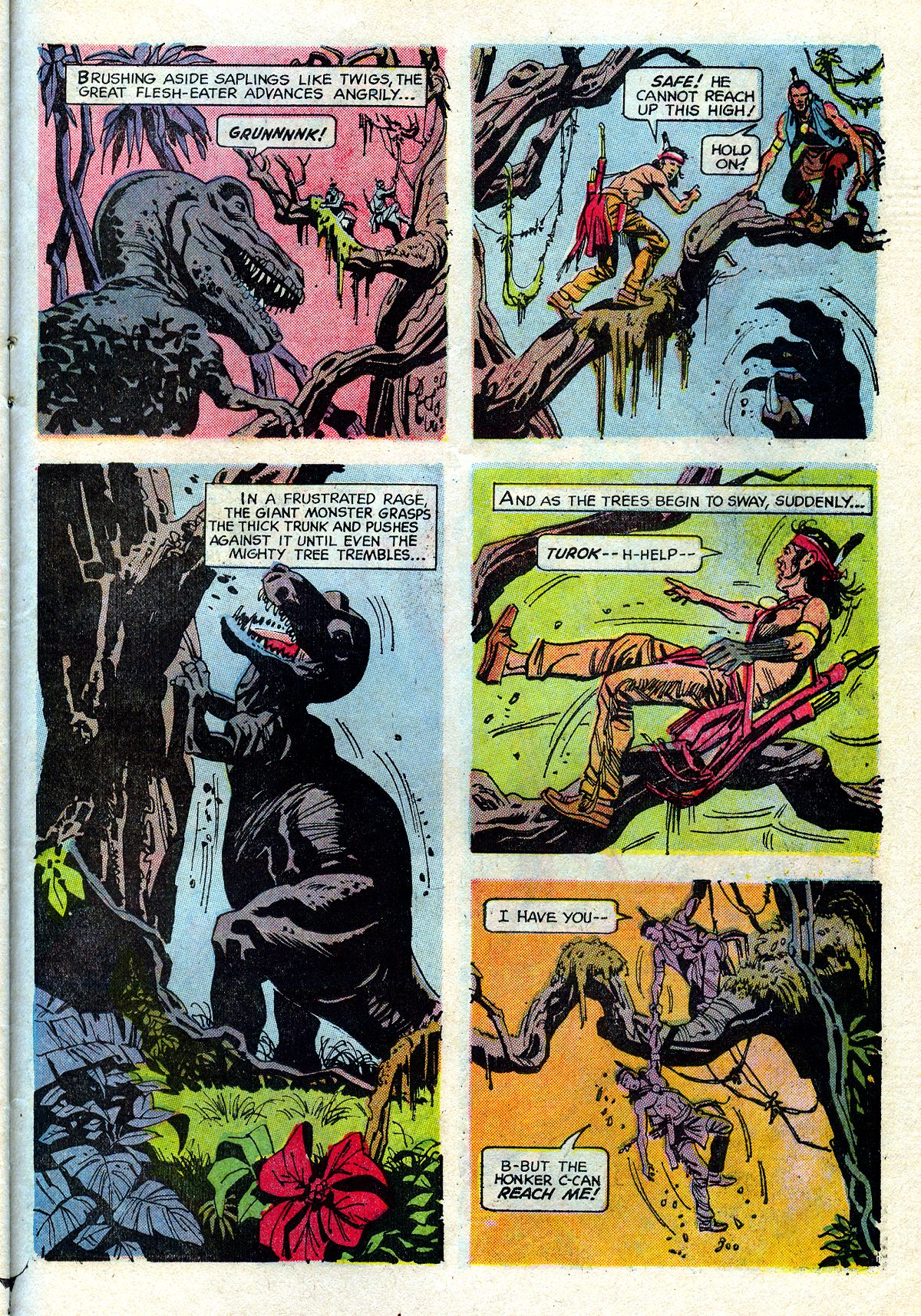 Read online Turok, Son of Stone comic -  Issue #72 - 27