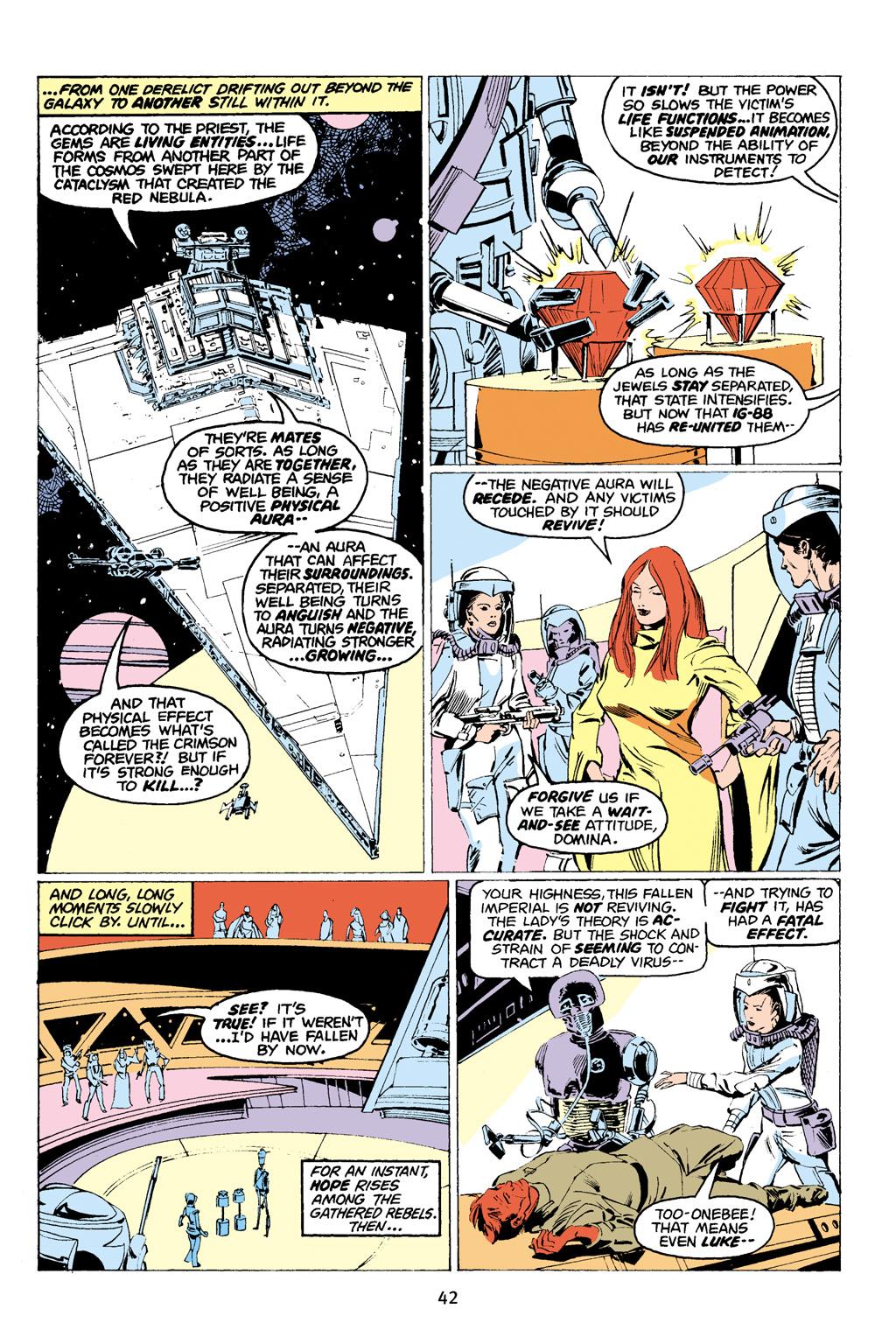 Read online Star Wars Omnibus comic -  Issue # Vol. 16 - 43